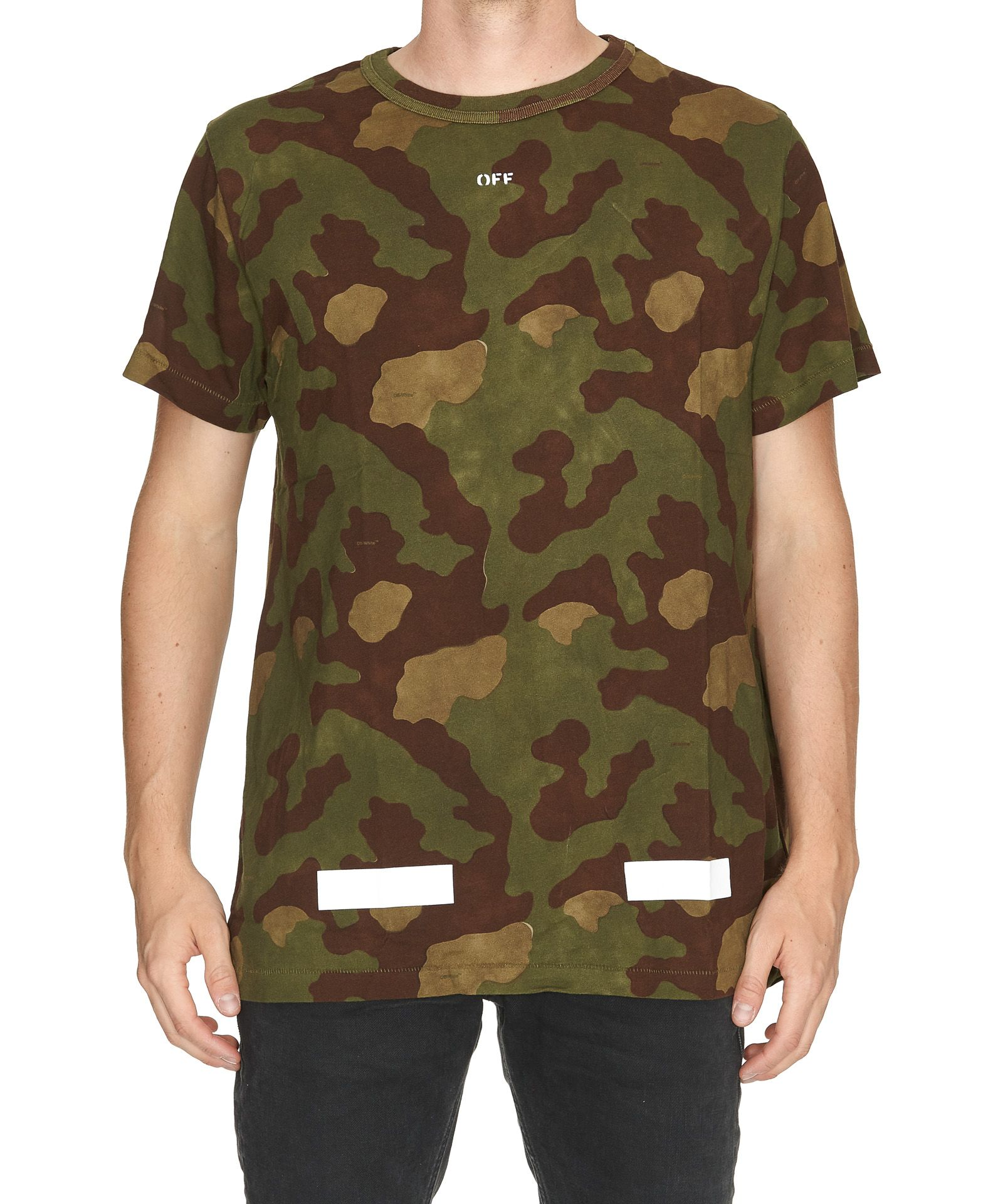 Off-white Camouflage Tshirt