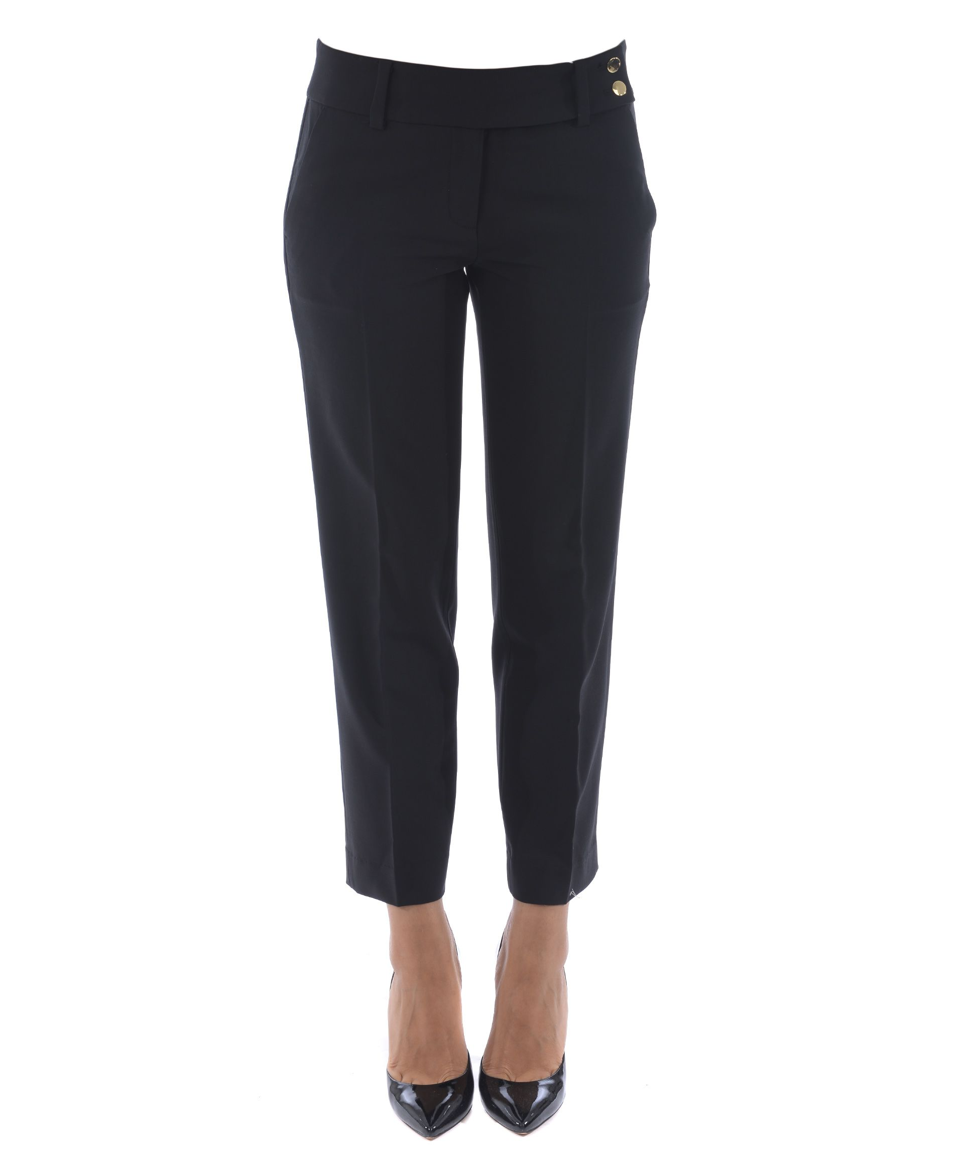 Michael Kors Cropped Straight-leg Trousers
