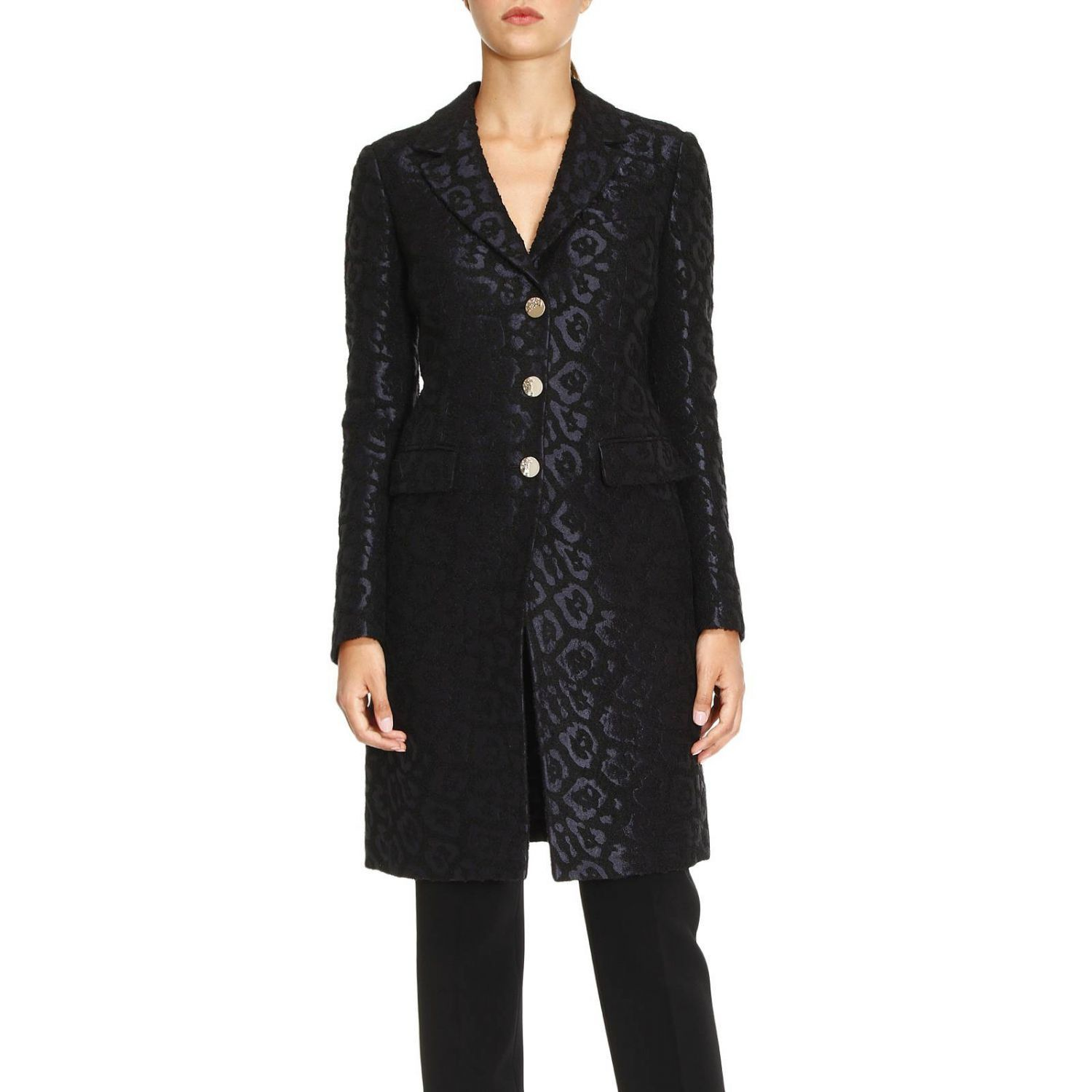 Coat Coat Women Versace Collection
