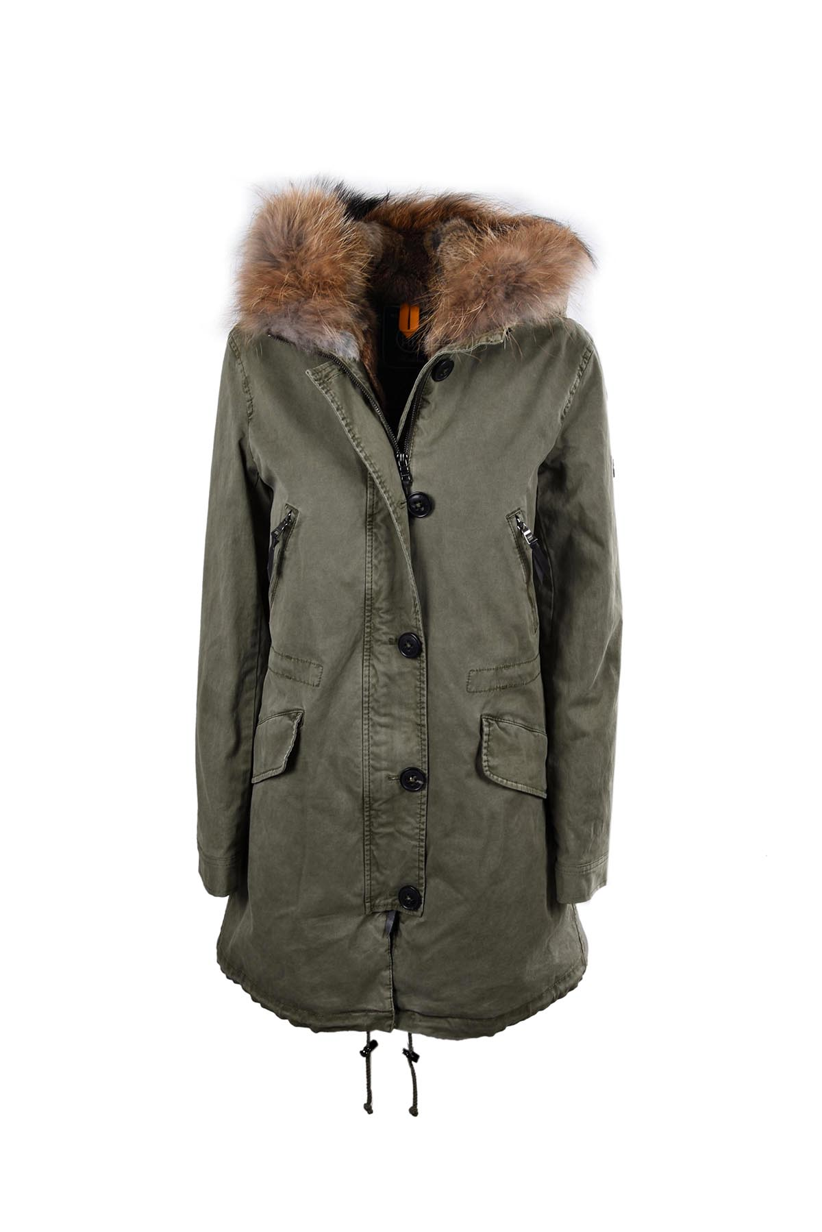 Blonde No.8 Aspen Parka Coat