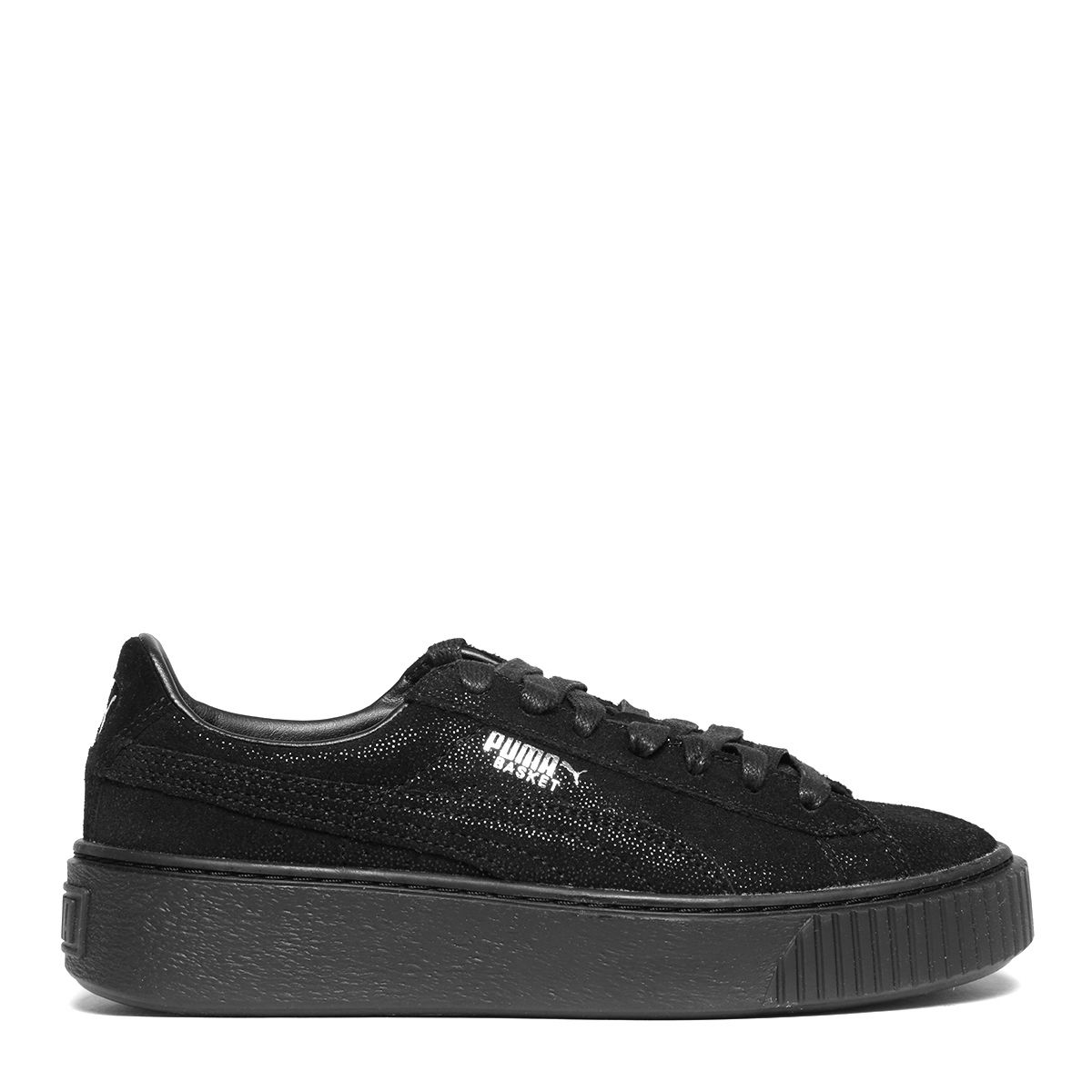 Puma Basket Platform Reset Sneakers
