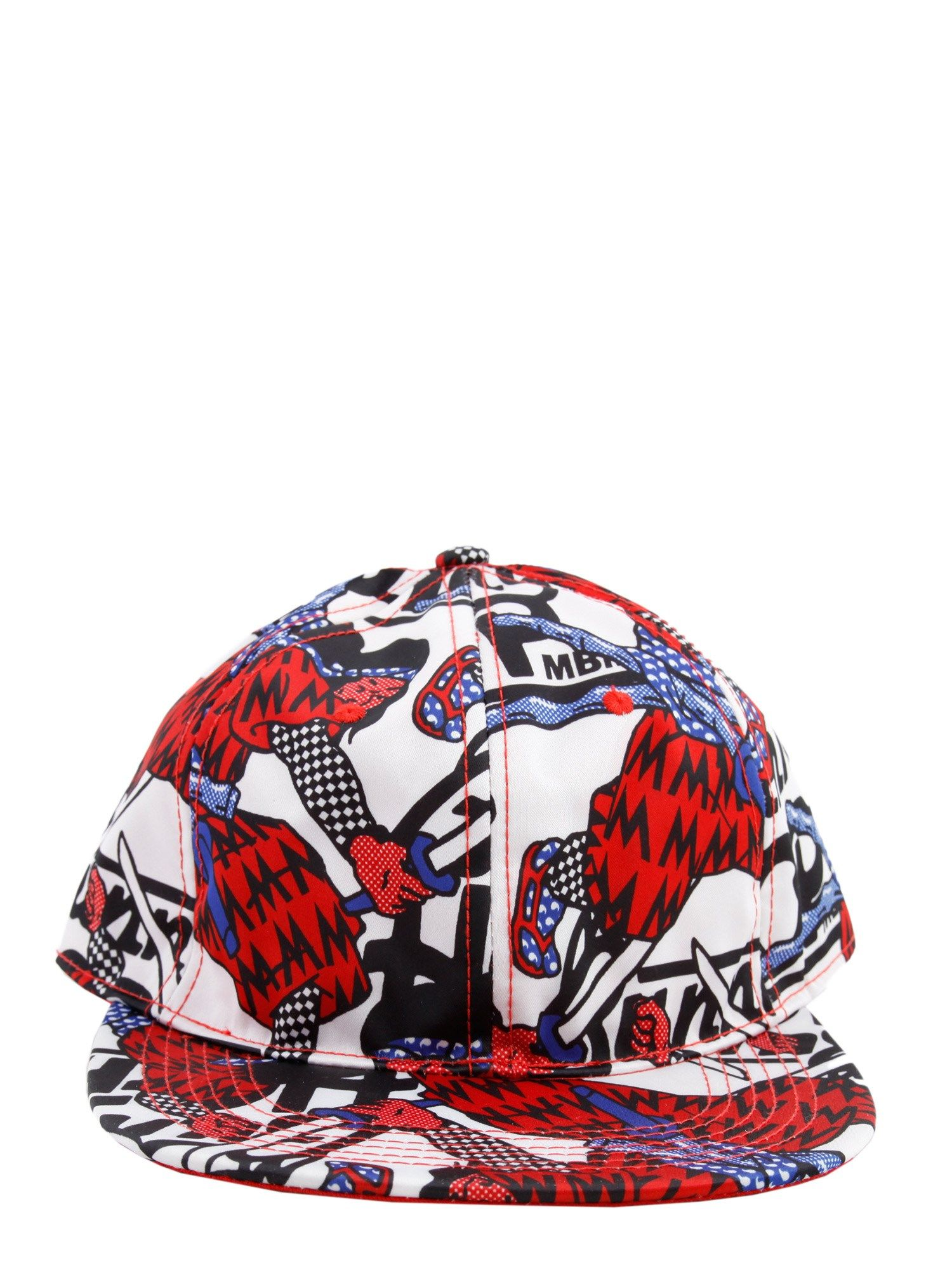 Samurai Print Cap