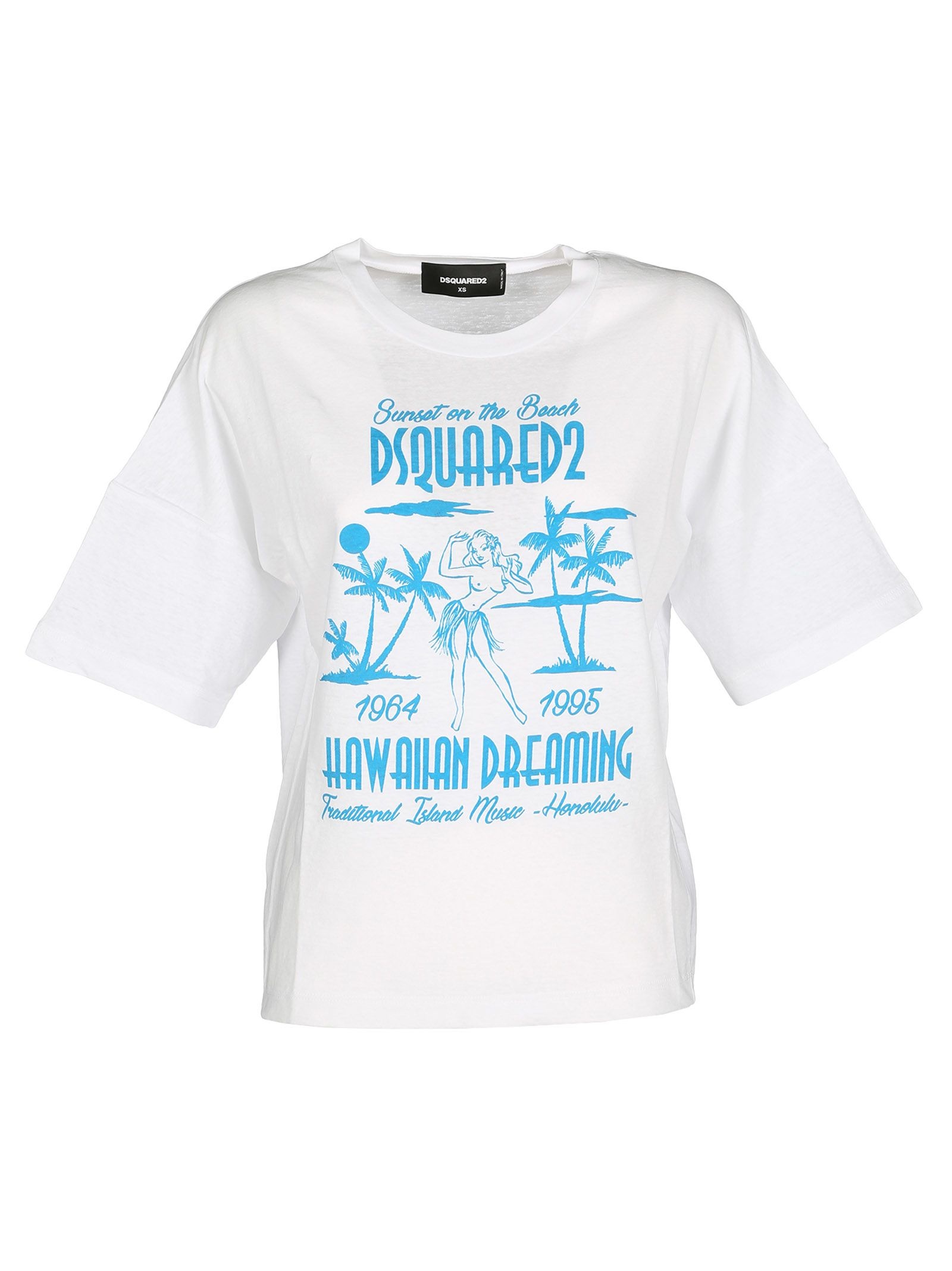 Dsquared Print T-shirt