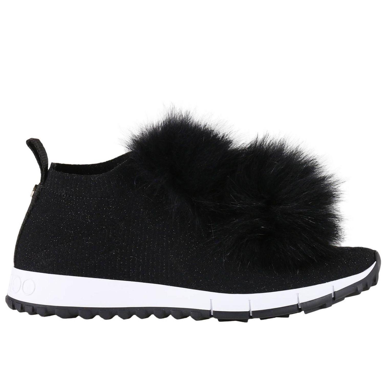 Sneakers Shoes Women Jimmy Choo