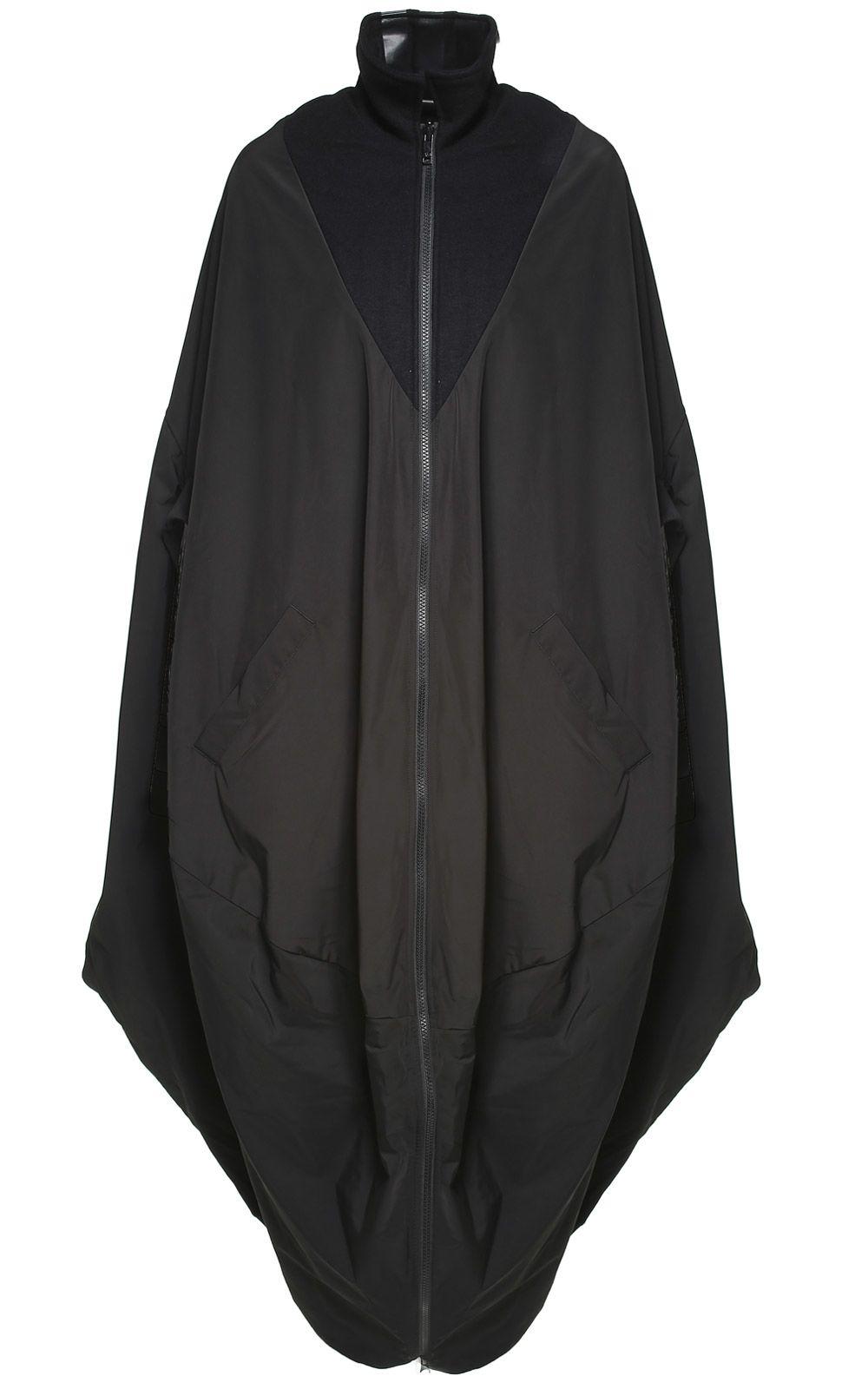 Y-3 Novelty Oversized Shell Coat