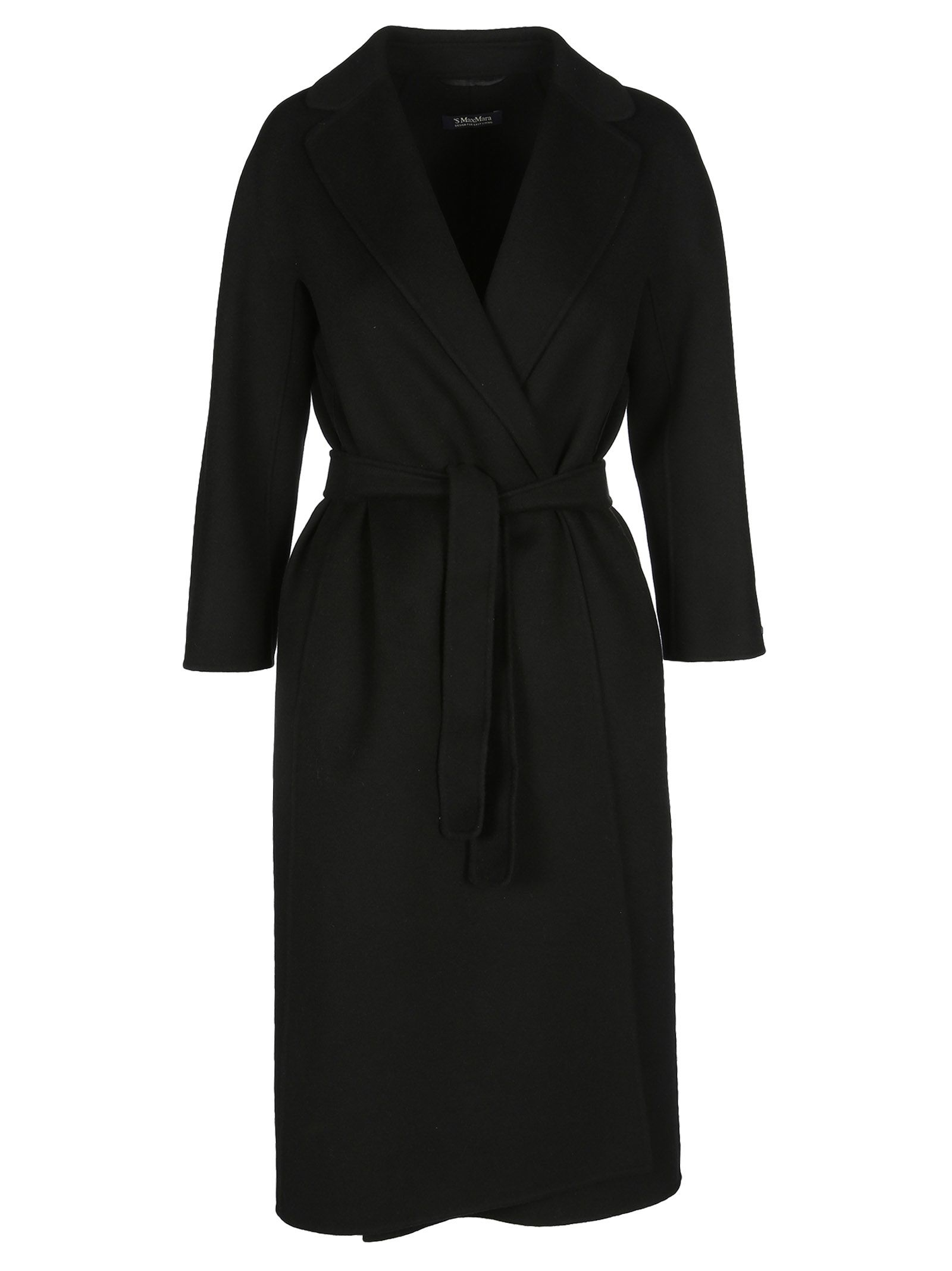 s Max Mara Belted Cocoon Coat
