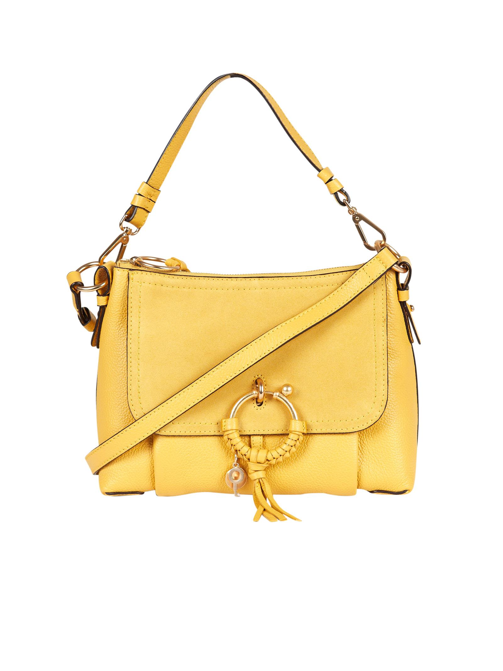 See By Chloe Panel Tassel Shoulder Bag