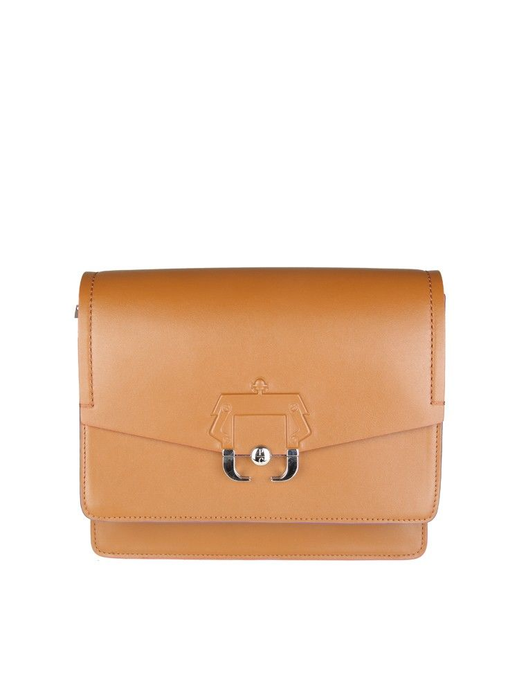 Paula Cademartori Bag twiggy In Leather Colored Camel