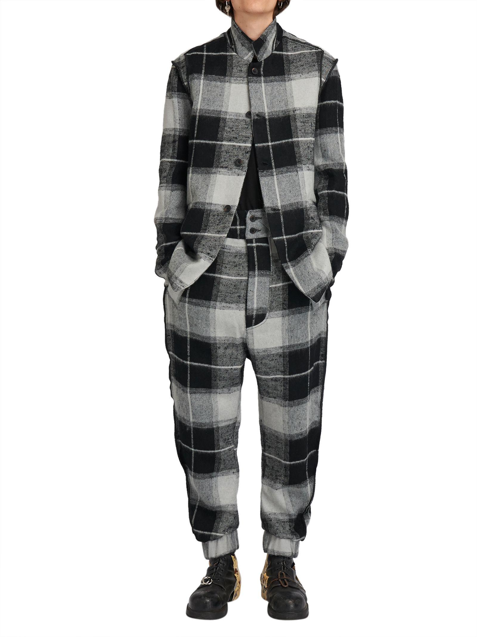 Lost & Found Grey Wool Jacket