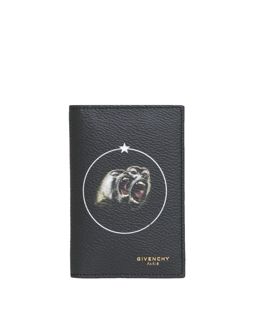 Givenchy Monkey Brother Card Holder