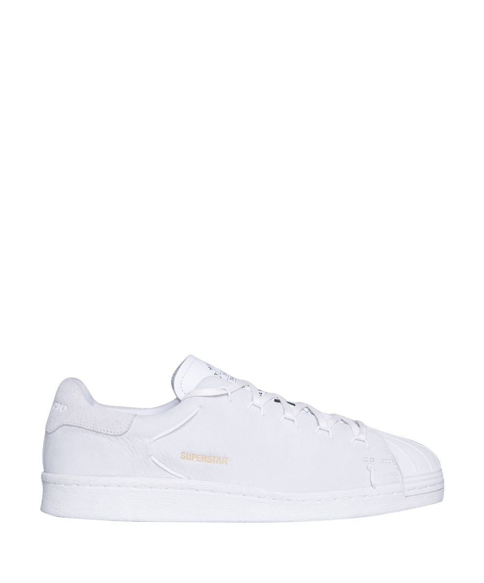 SUPER KNOT LEATHER SNEAKERS