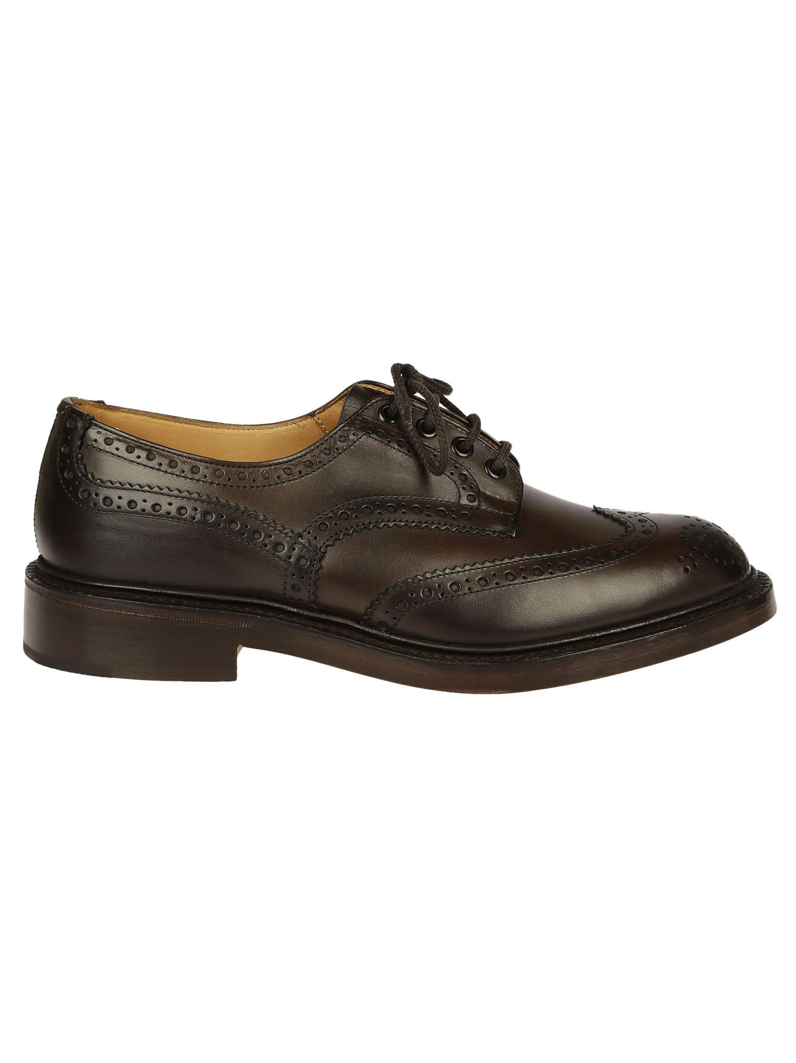 Trickers Bourton Perforated Brogues