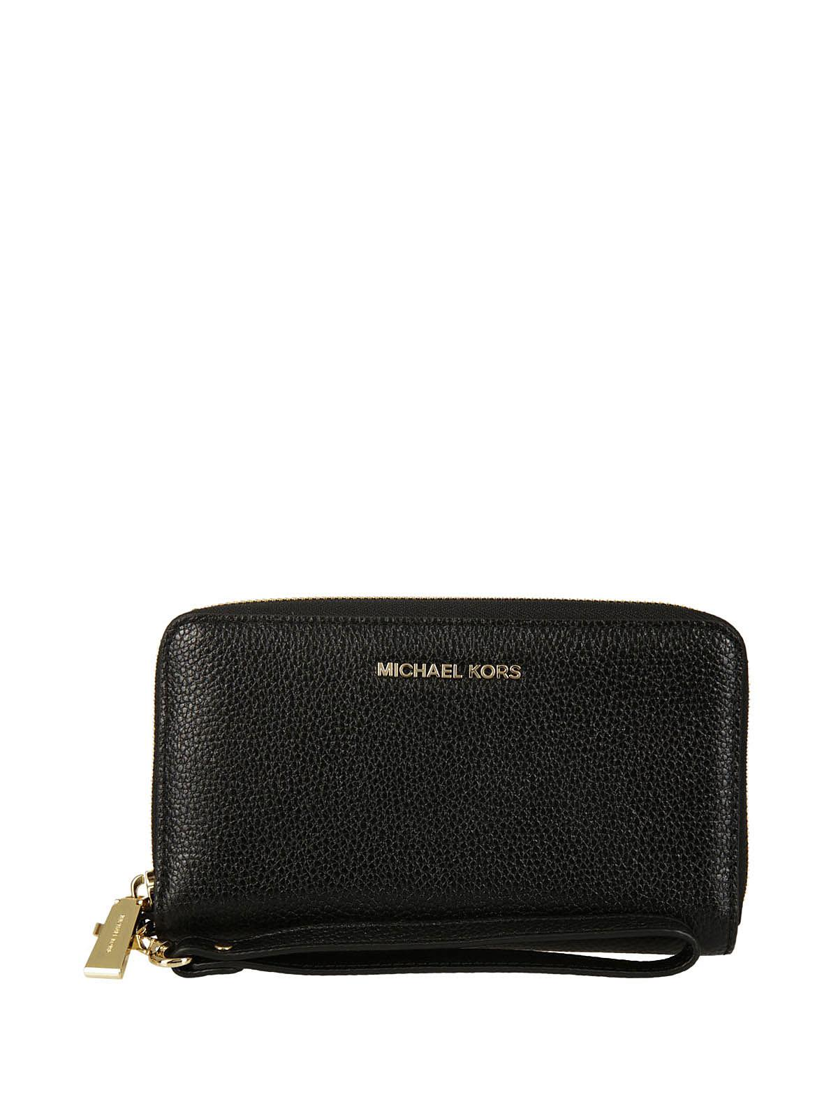 Michael Kors Mercer Smartphone Zip Around Wallet