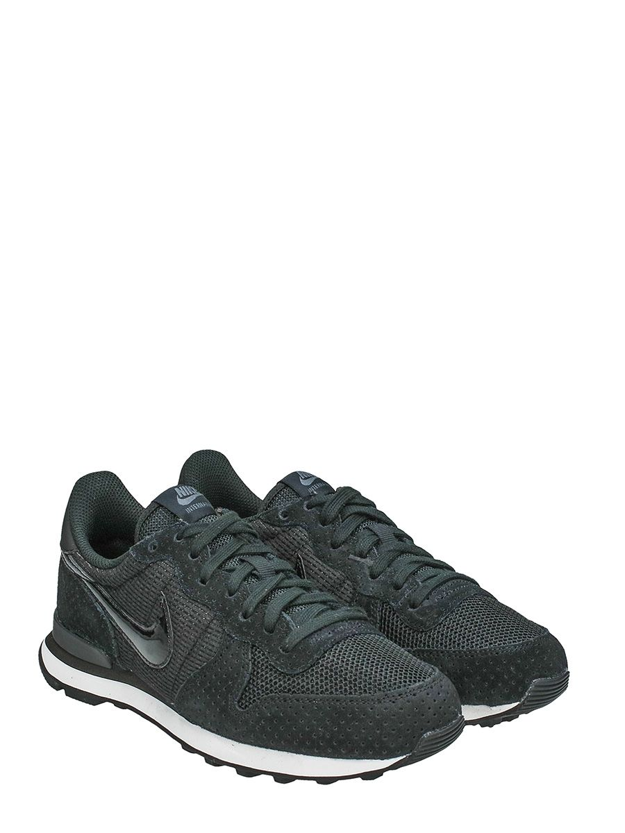 nike nike internationalist black sneakers black women. Black Bedroom Furniture Sets. Home Design Ideas