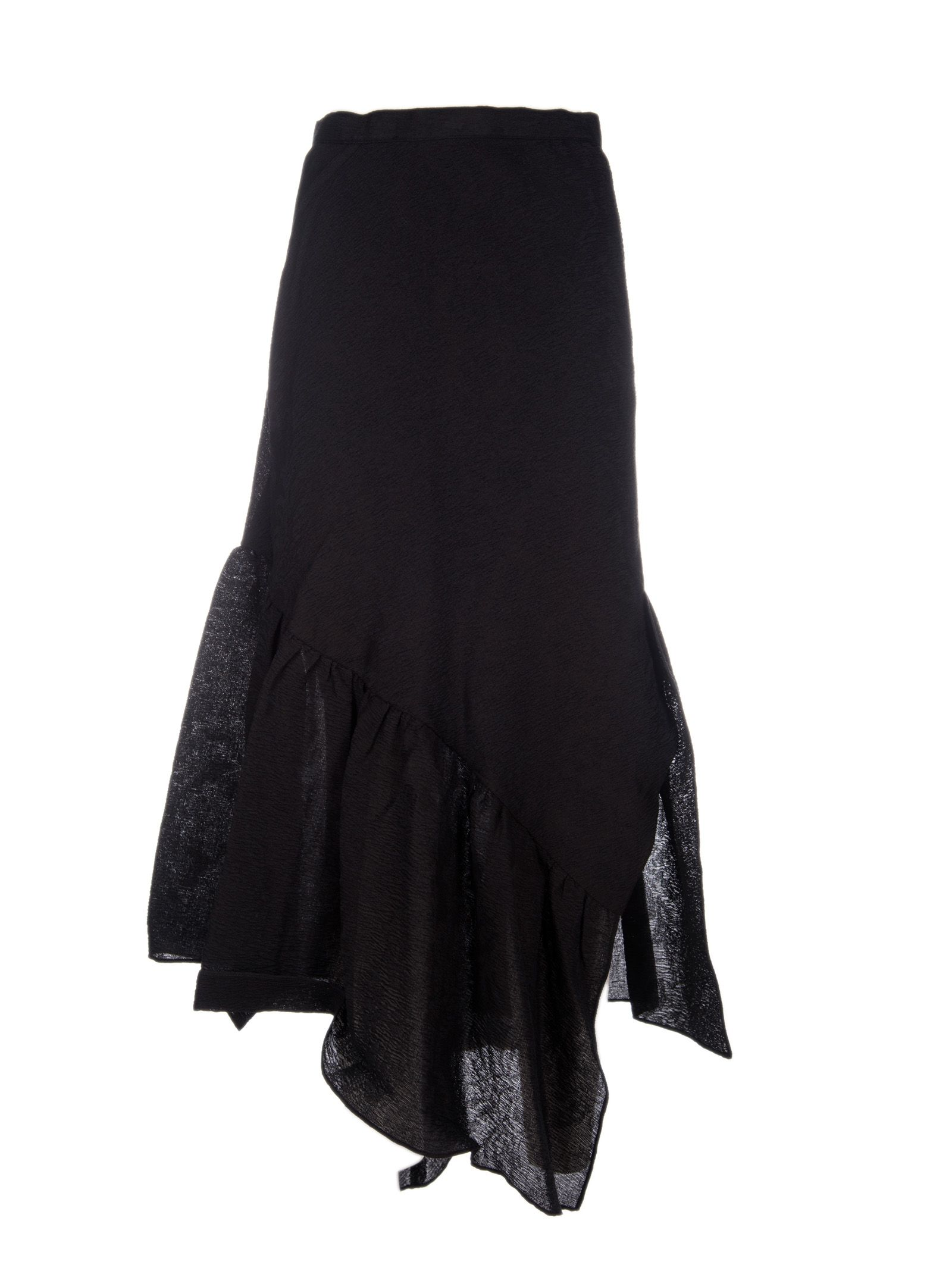 3.1 Phillip Lim Ruffled Midi Skirt