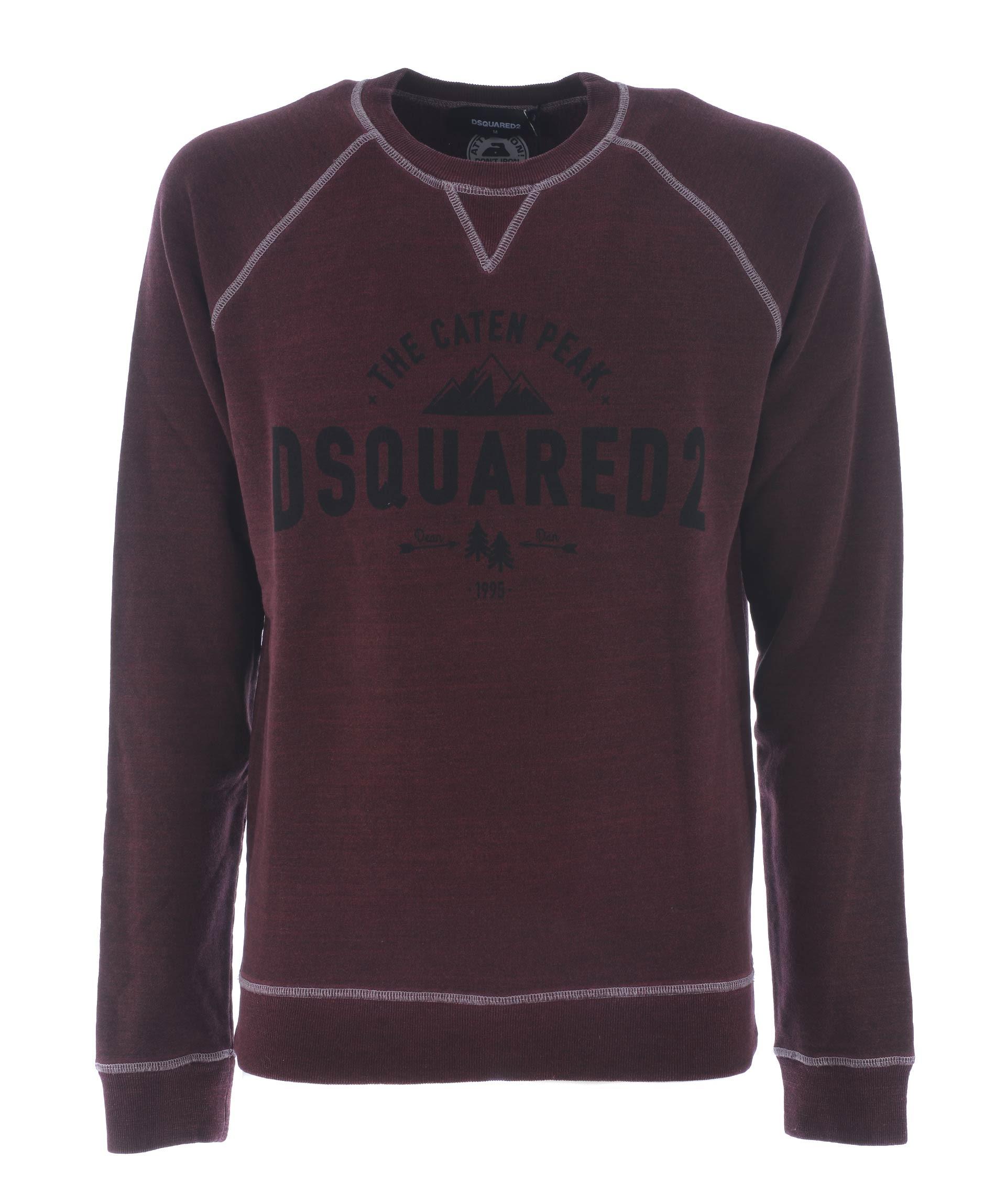 Dsquared2 Caten Peak Sweatshirt