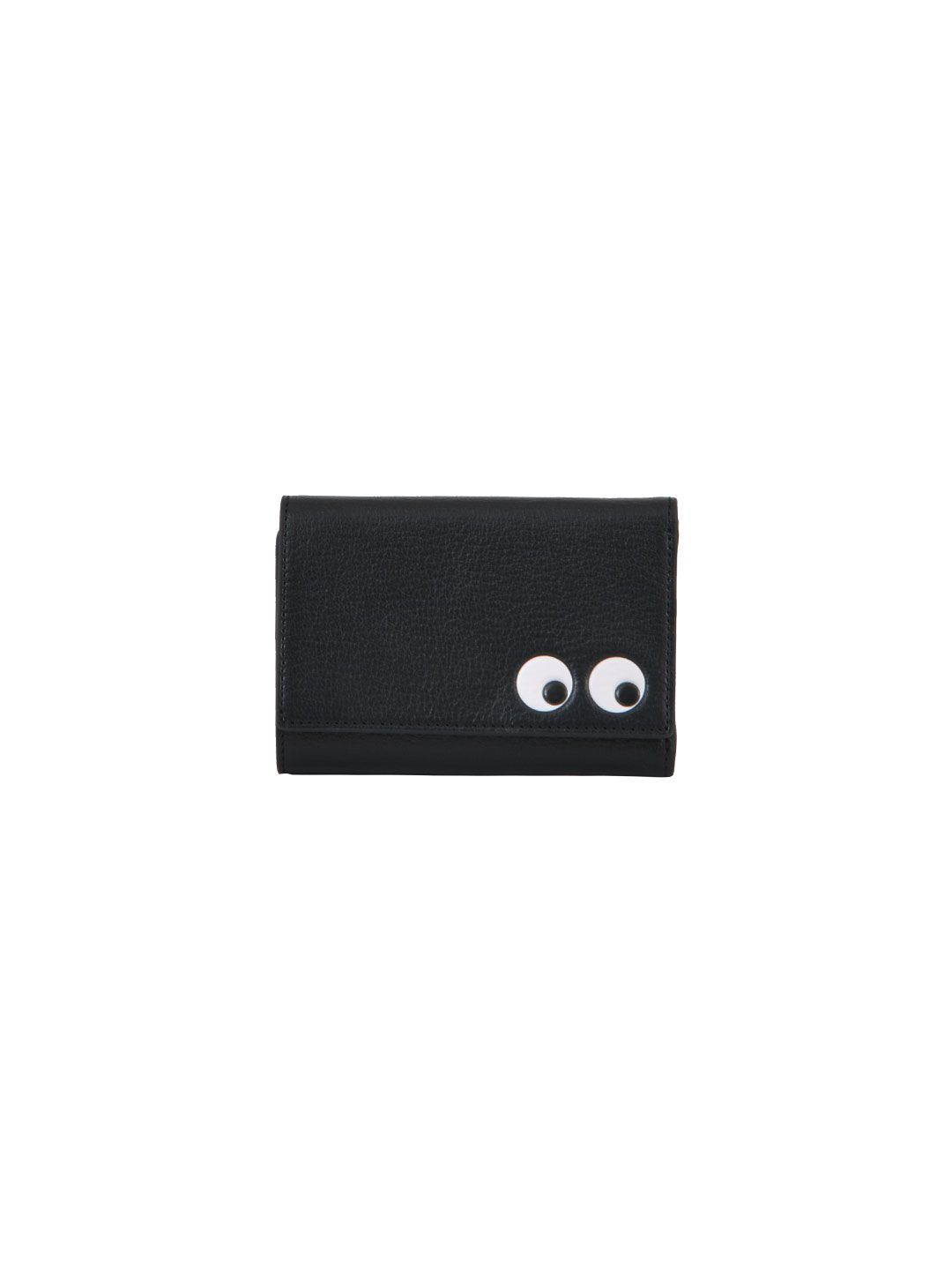 Anya Hindmarch Small Trifold Wallet With Eyes
