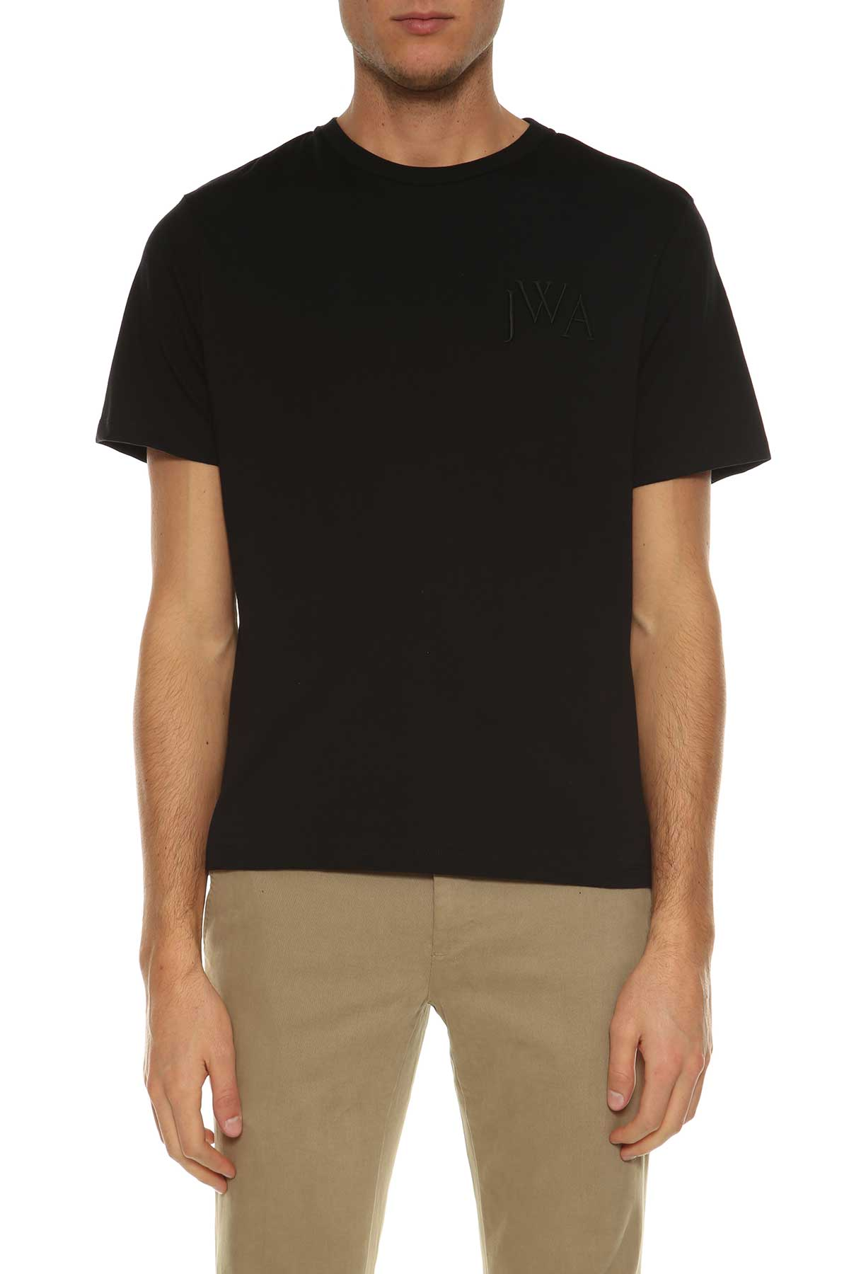 J.w. Anderson Embroidered T-shirt