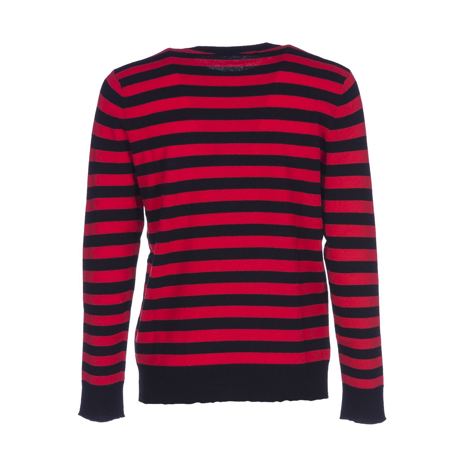givenchy givenchy stripes pullover black red men 39 s sweaters italist. Black Bedroom Furniture Sets. Home Design Ideas