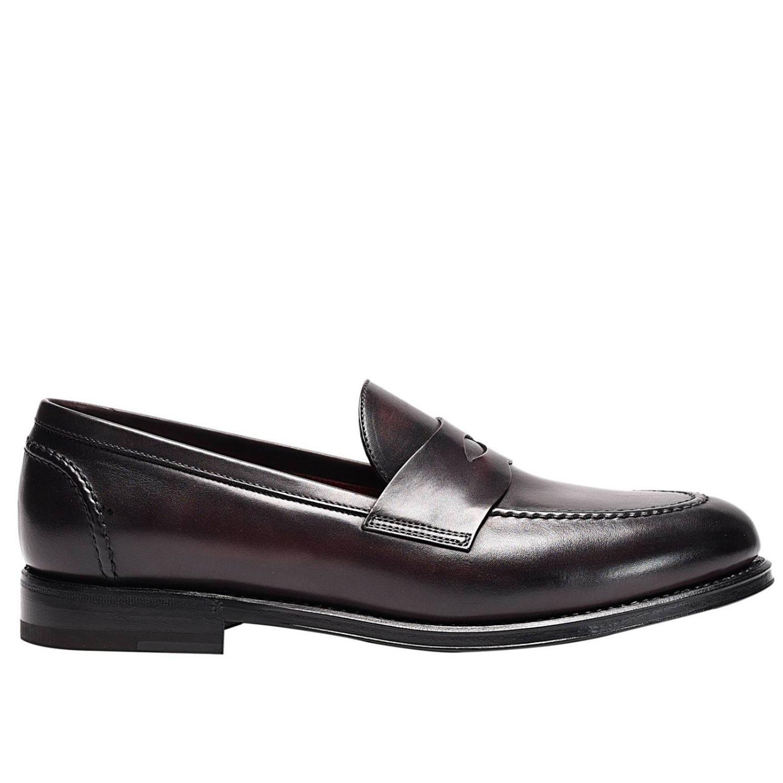 Loafers Shoes Man Barrett