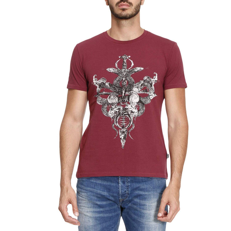 T-shirt T-shirt Men Just Cavalli