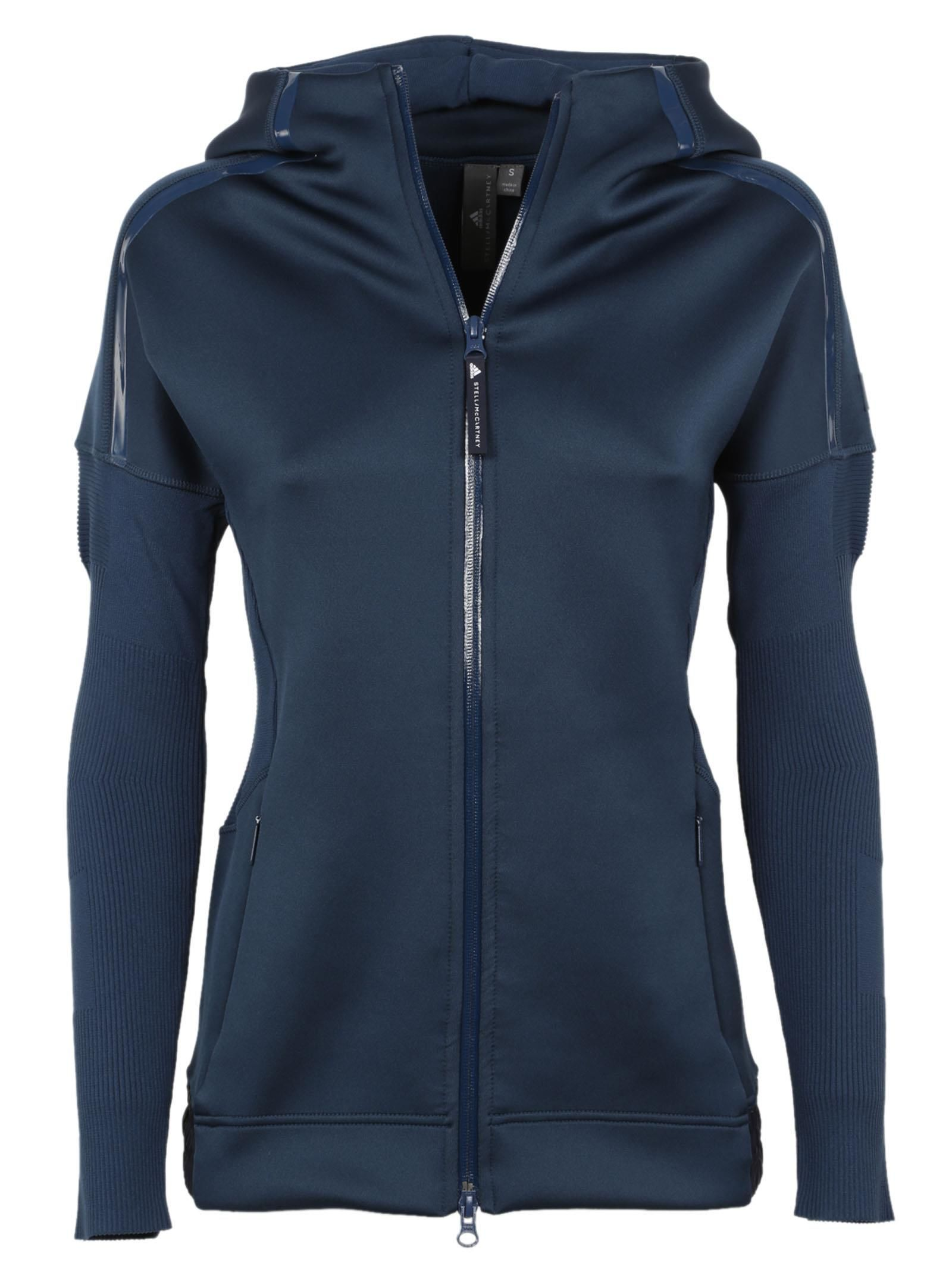 Adidas By Stella Mccartney Zip Up Hoodie