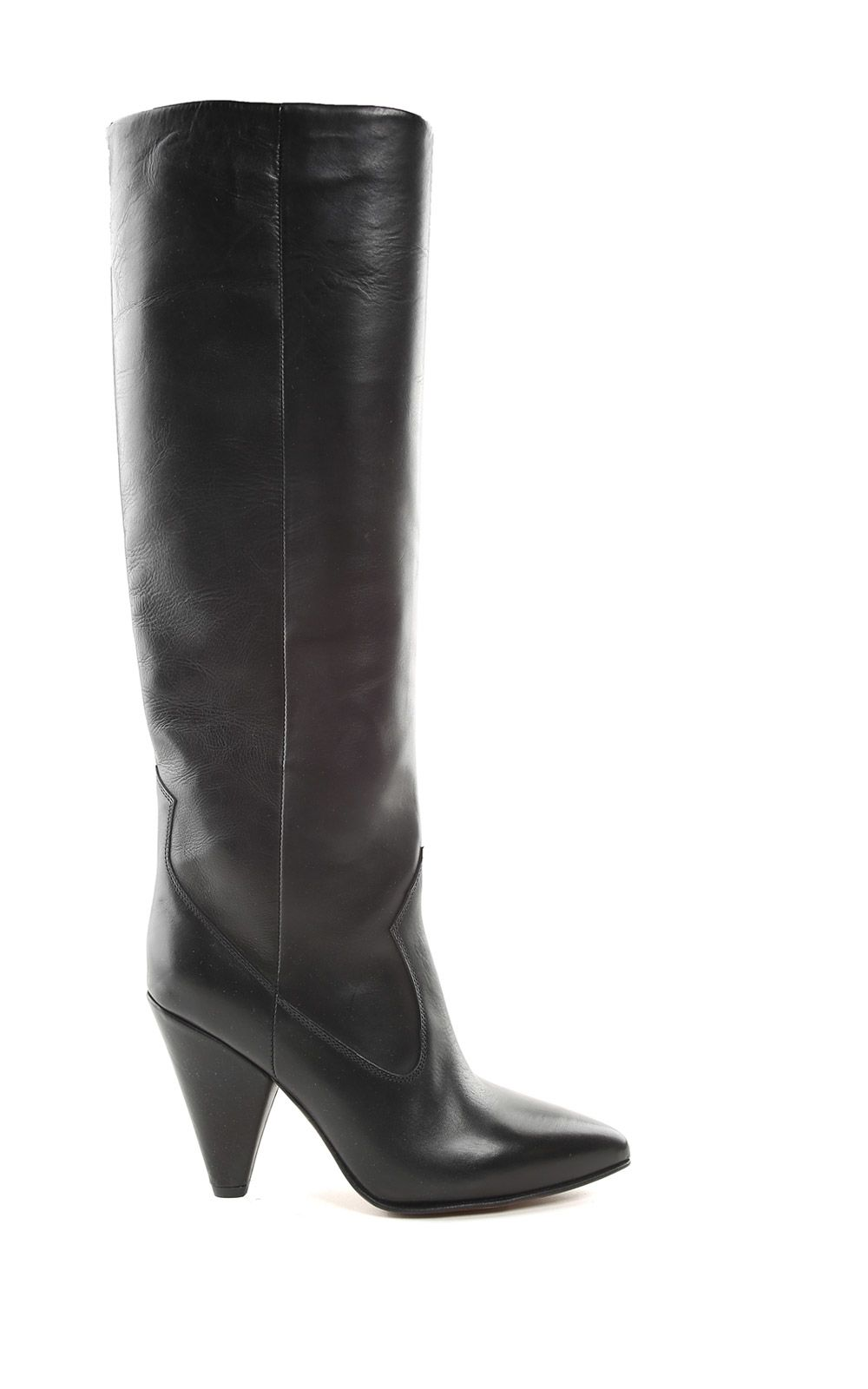 Buttero ROSE SMOOTH-LEATHER BOOTS