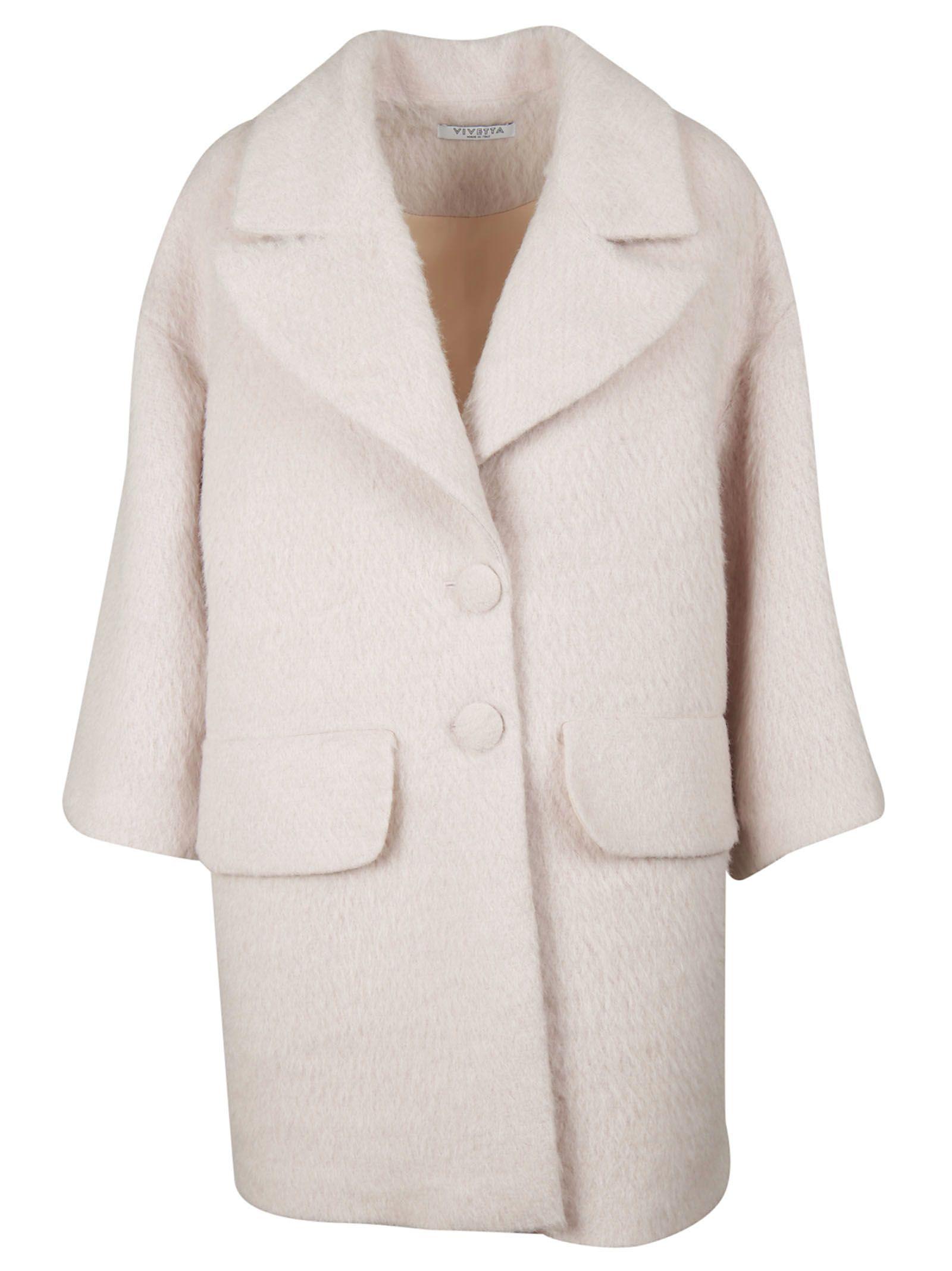Vivetta Oversized Collar Coat