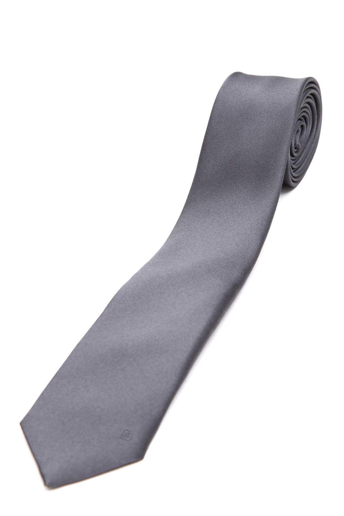 Balenciaga Anthracite Tie