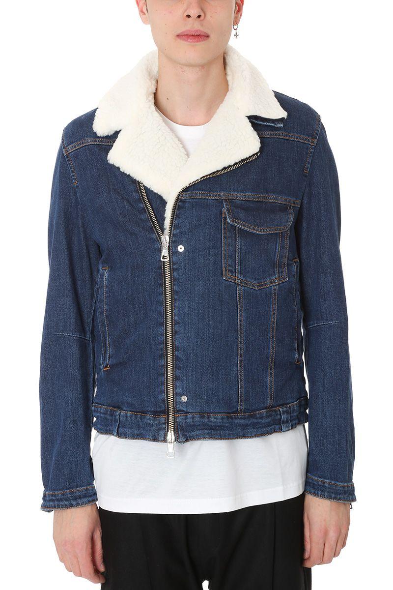 Low Brand Blu Denim Jacket