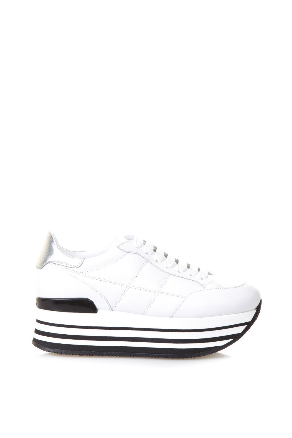 Maxi H222 Sneakers In Leather