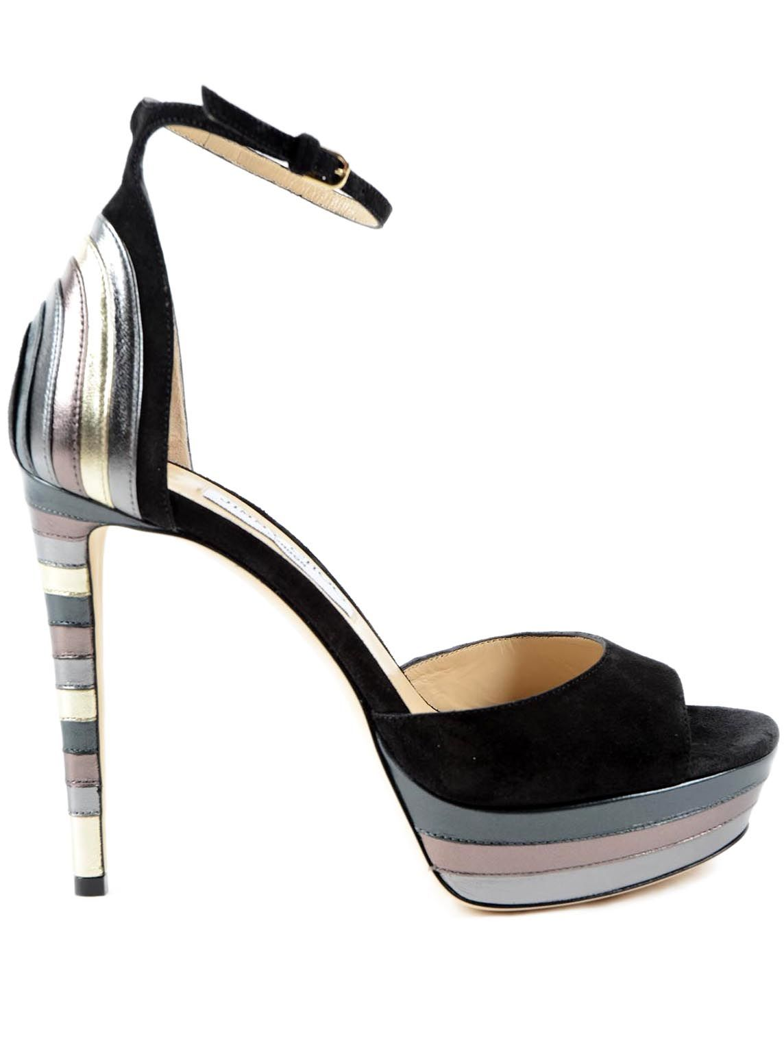 Jimmy Choo Max 120 Platform Sandals