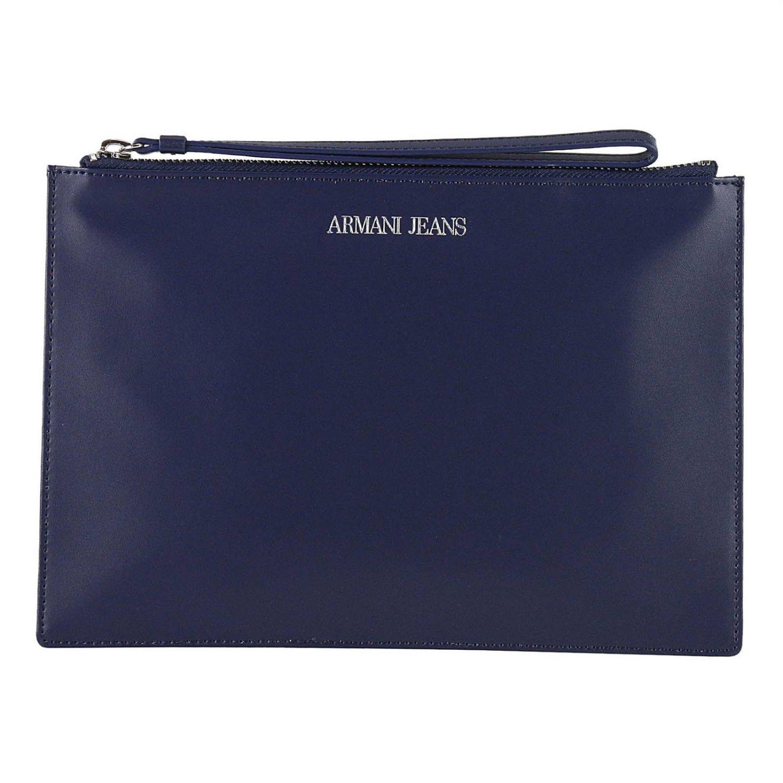 Clutch Shoulder Bag Women Armani Jeans