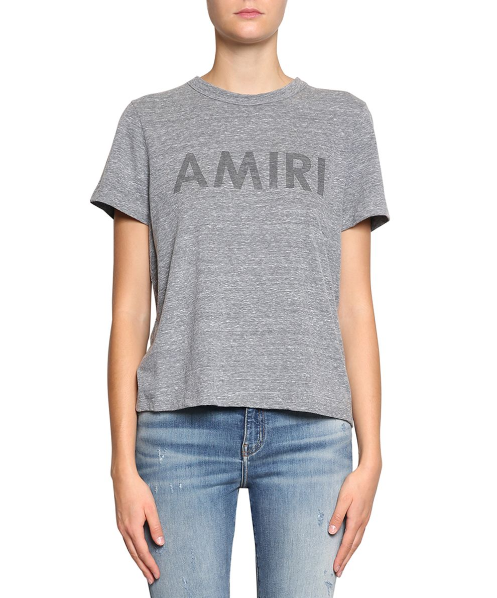 AMIRI Logo Cotton T-shirt