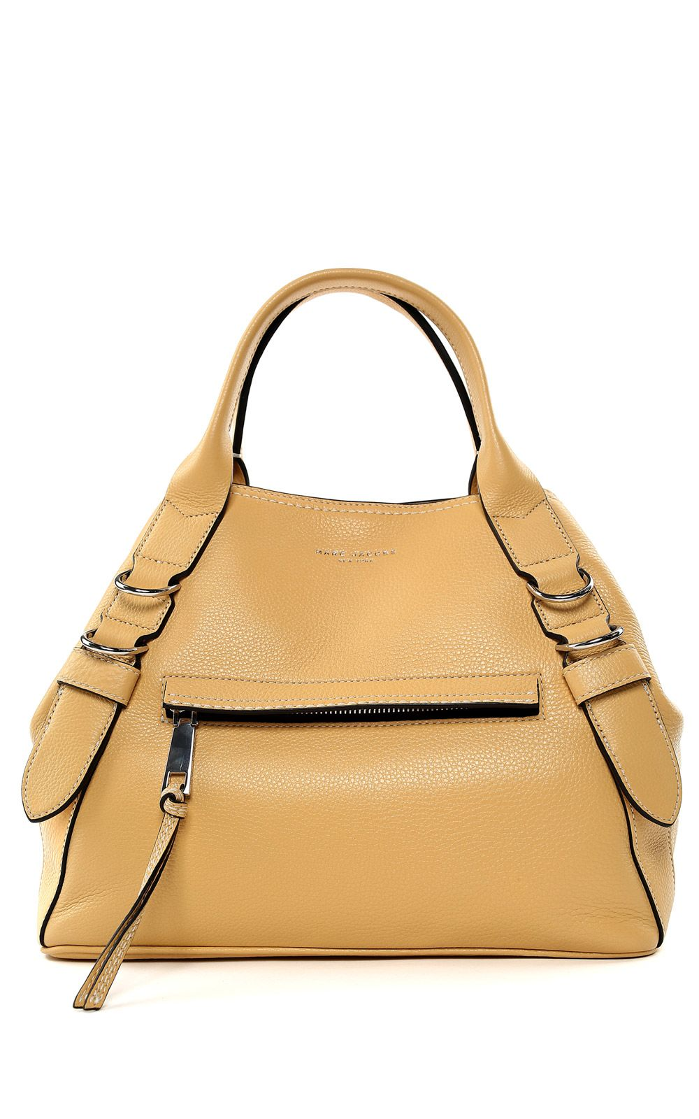 marc jacobs female marc jacobs the anchor pebbledleather shopping bag