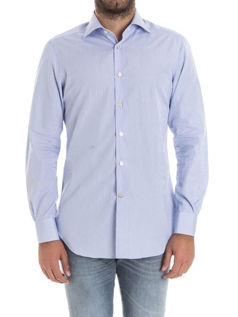 Kiton Shirt Cotton