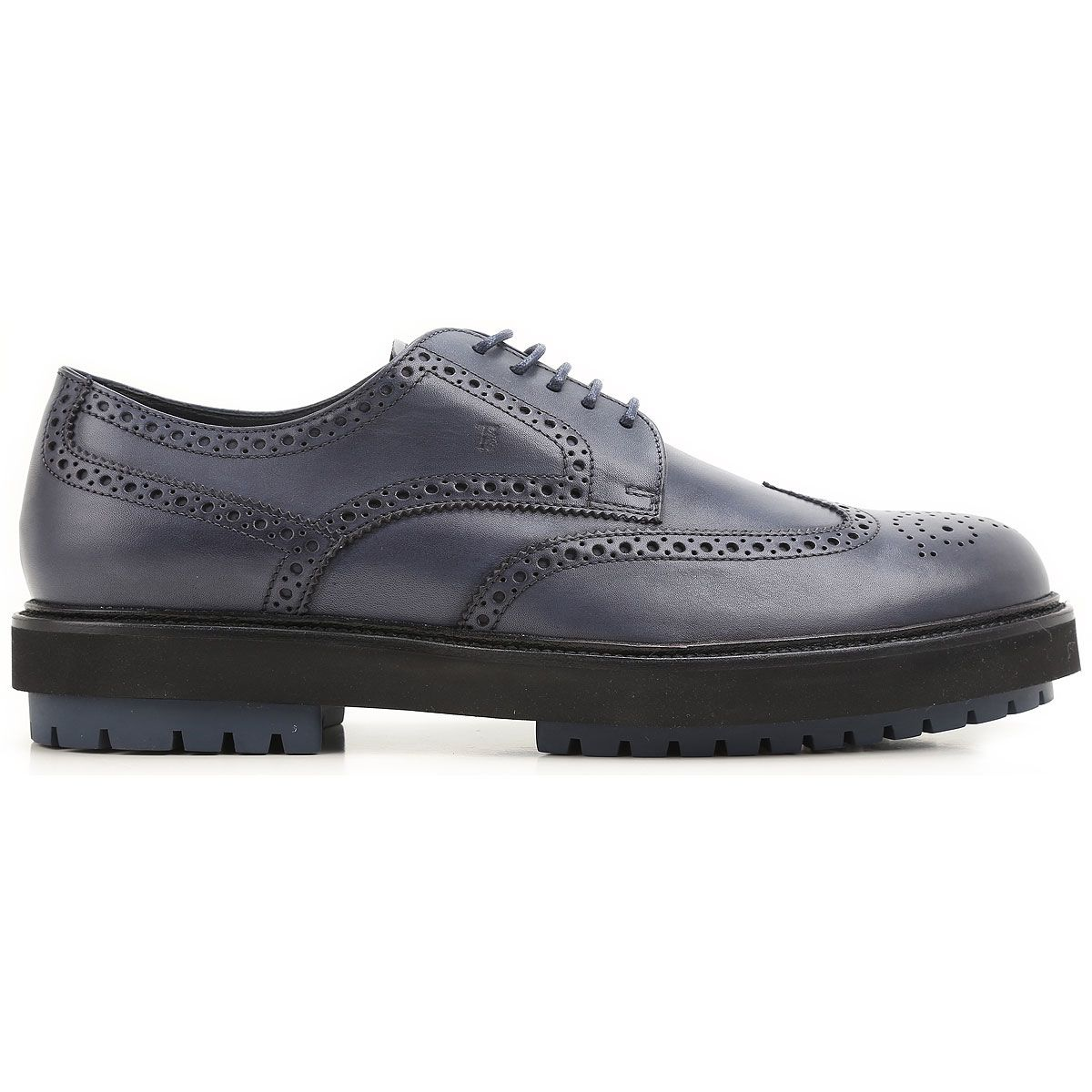 Lace-up Shoes In Leather