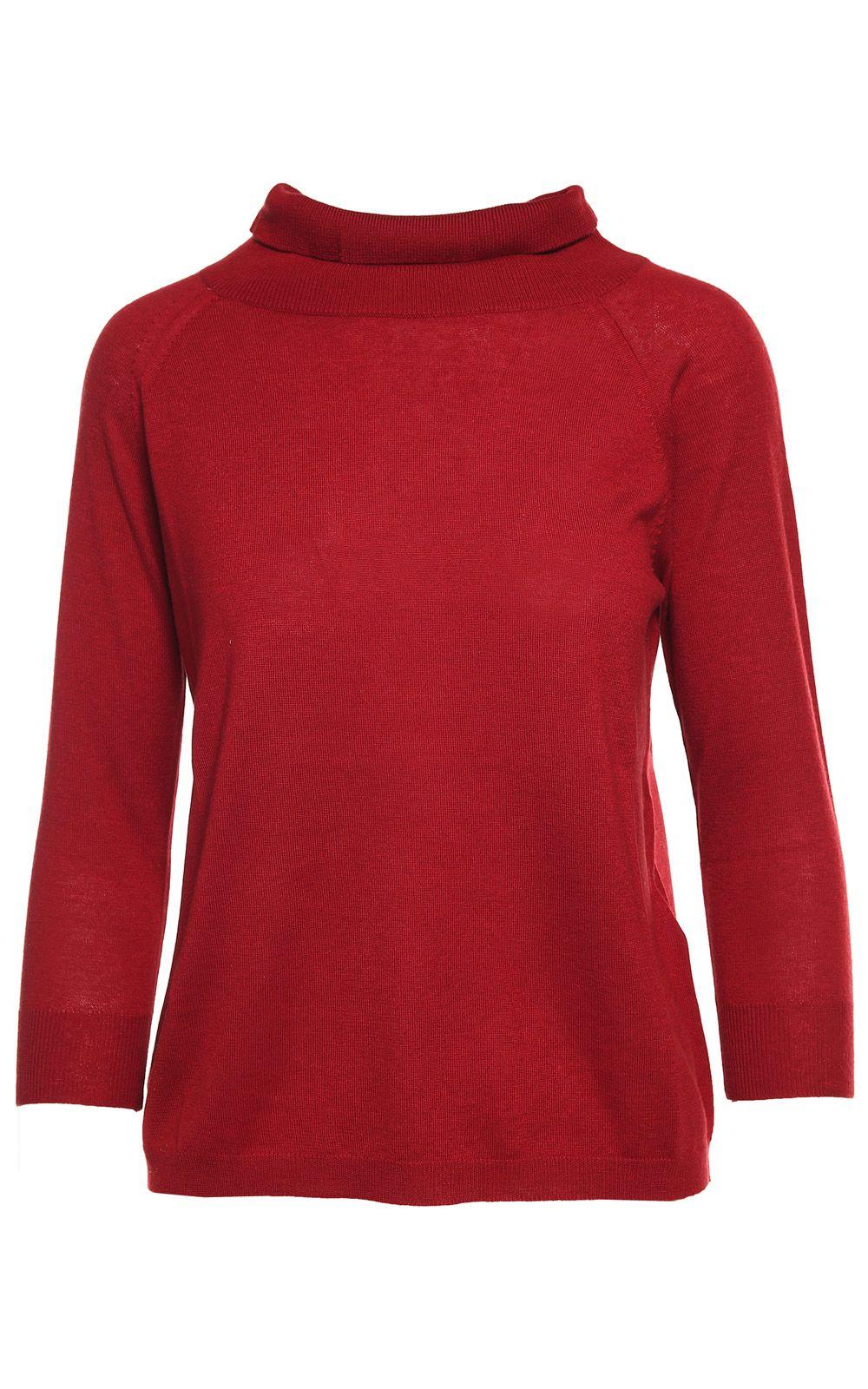 Max Mara Gambero Silk And Cashmere-blend Sweater