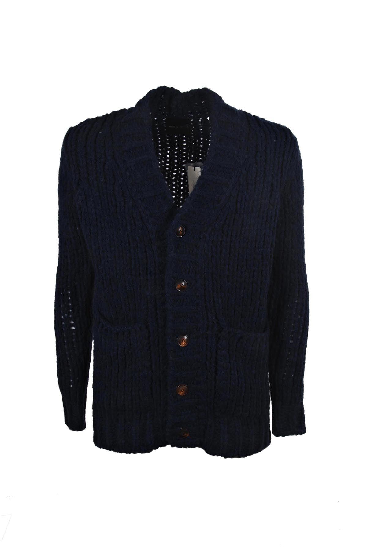Roberto Collina Chunky Knit Cardigan