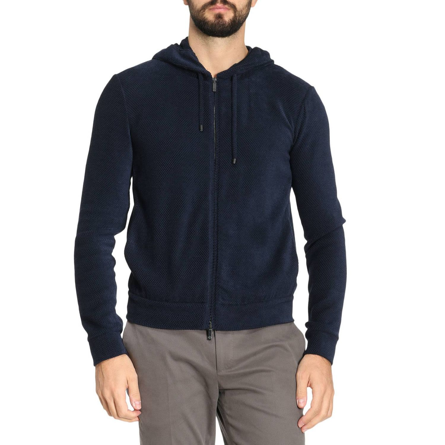 Sweater Sweater Men Giorgio Armani