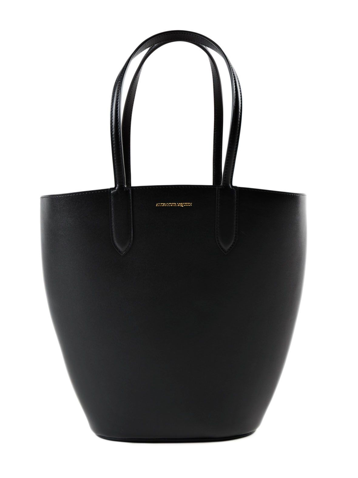Alexander McQueen Small Shoulder Strap Basket
