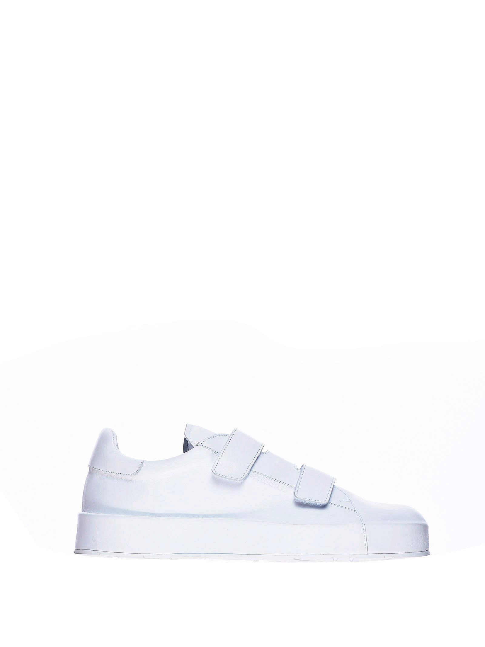 Jil Sander Sneaker White