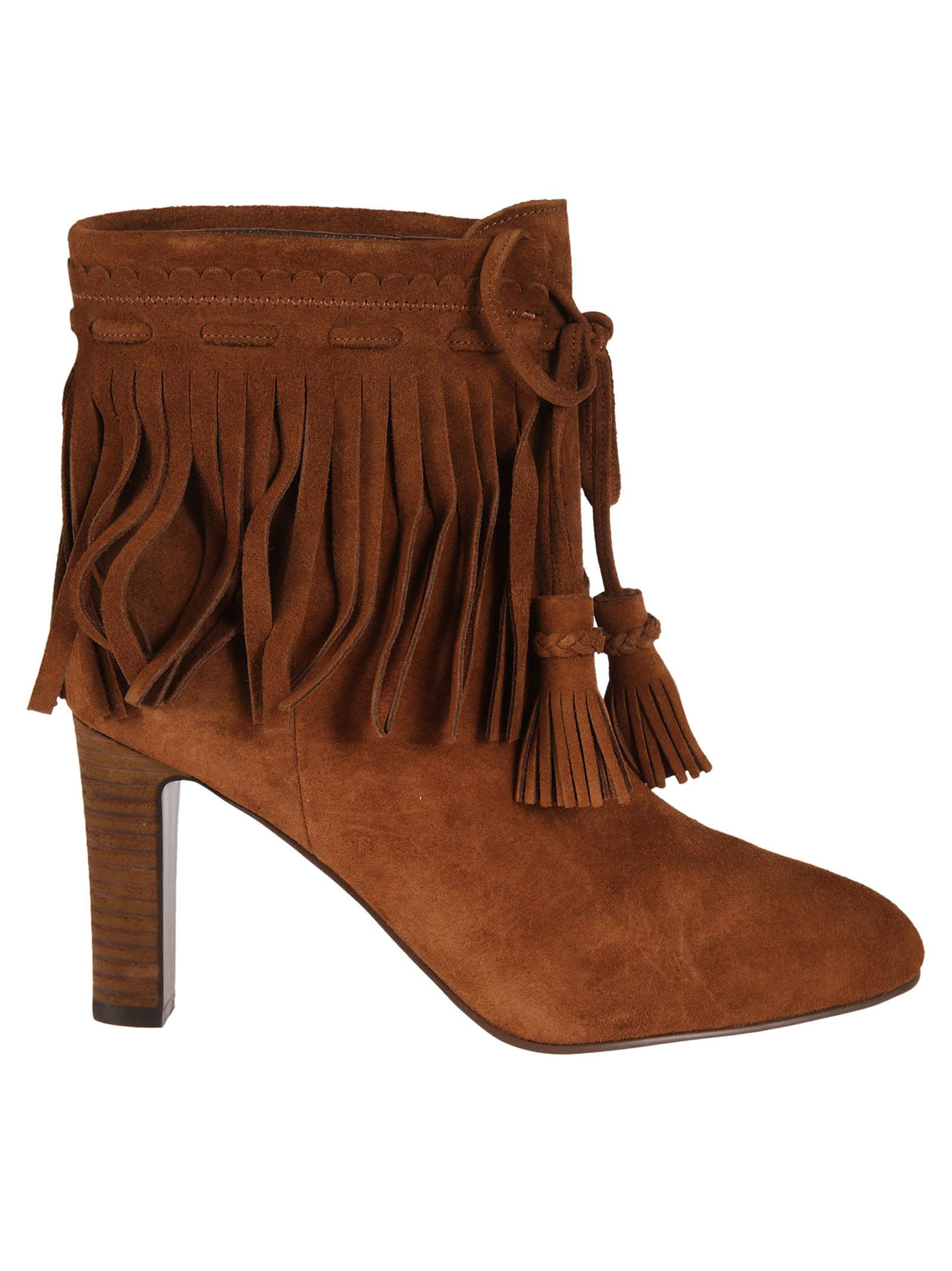 See By Chlo Fringed Boots
