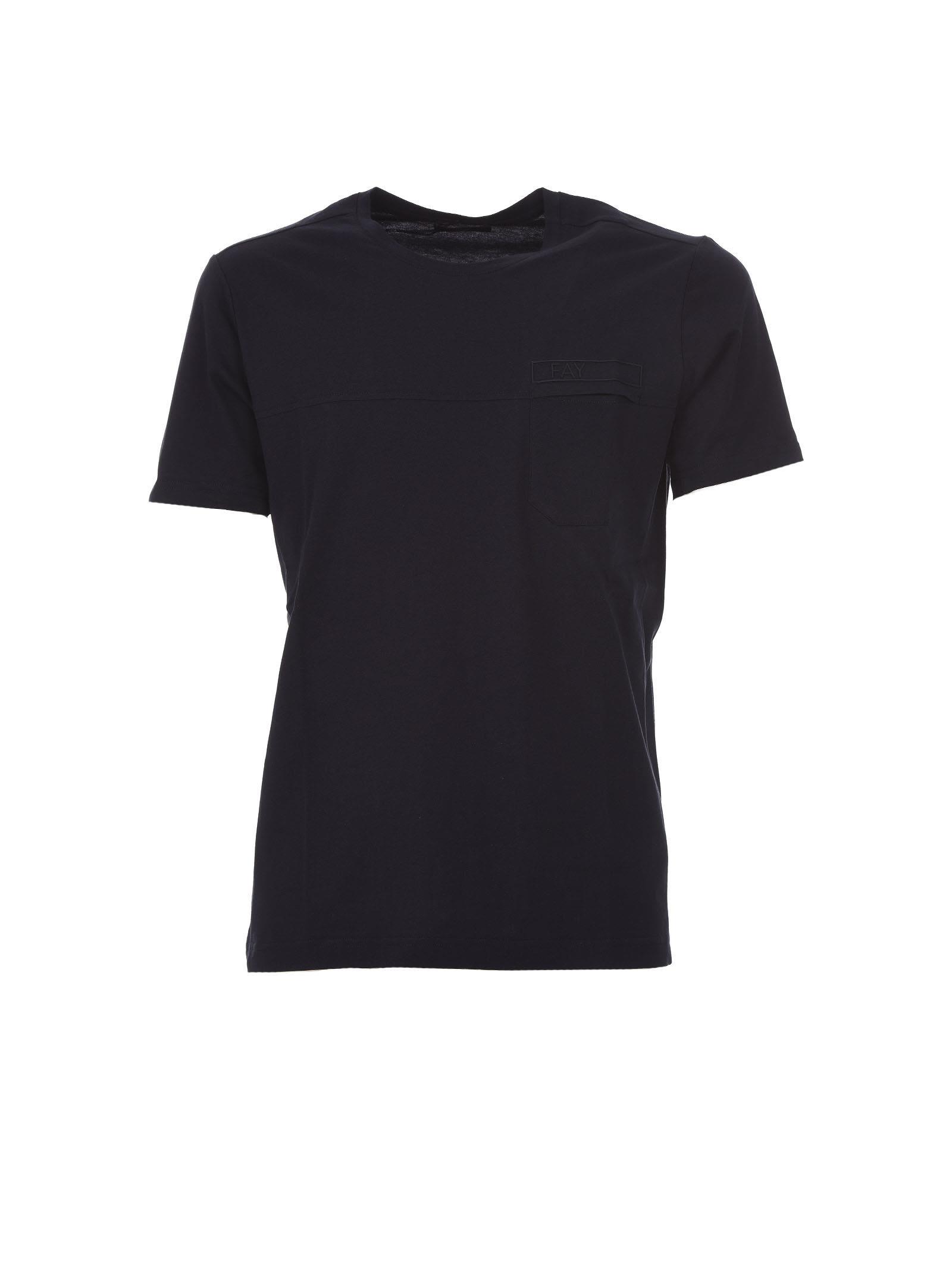 Fay Blue T-shirt