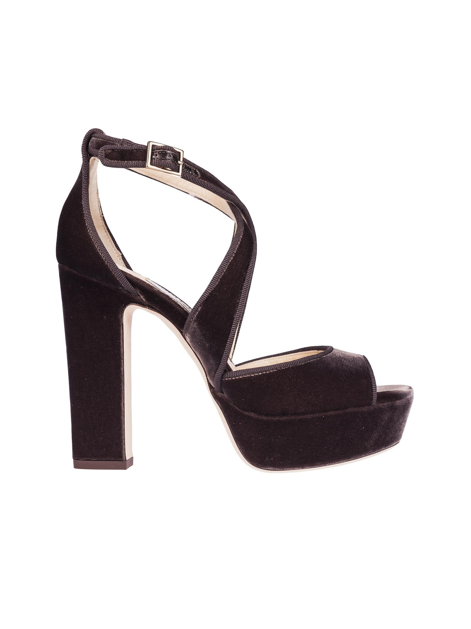 Jimmy Choo April 20 Platform Sandals
