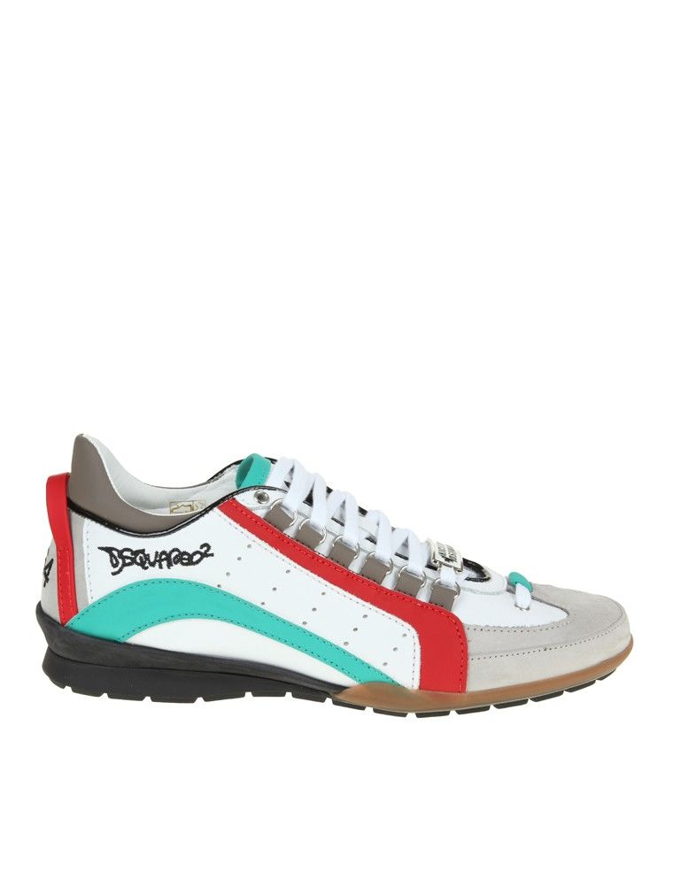 Dsquared2 Sneakers 551 White