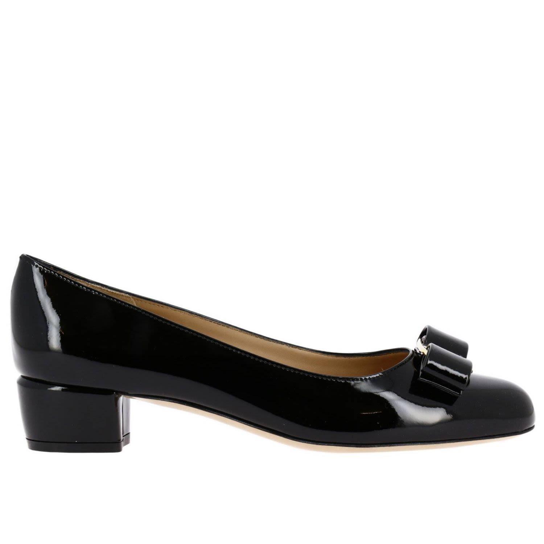 Heeled Sandals Shoes Women Salvatore Ferragamo