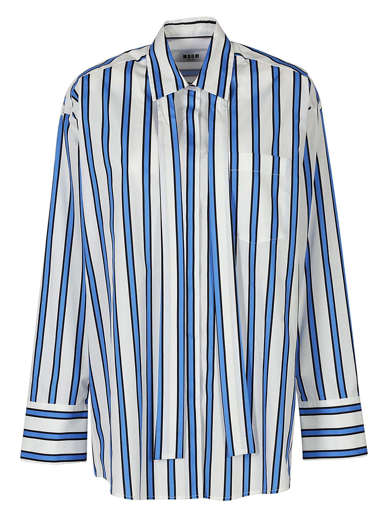 Msgm Long Shirt