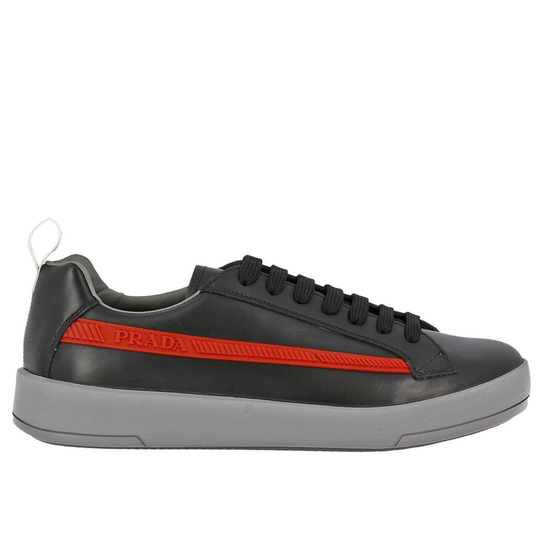 Sneakers Shoes Men Prada