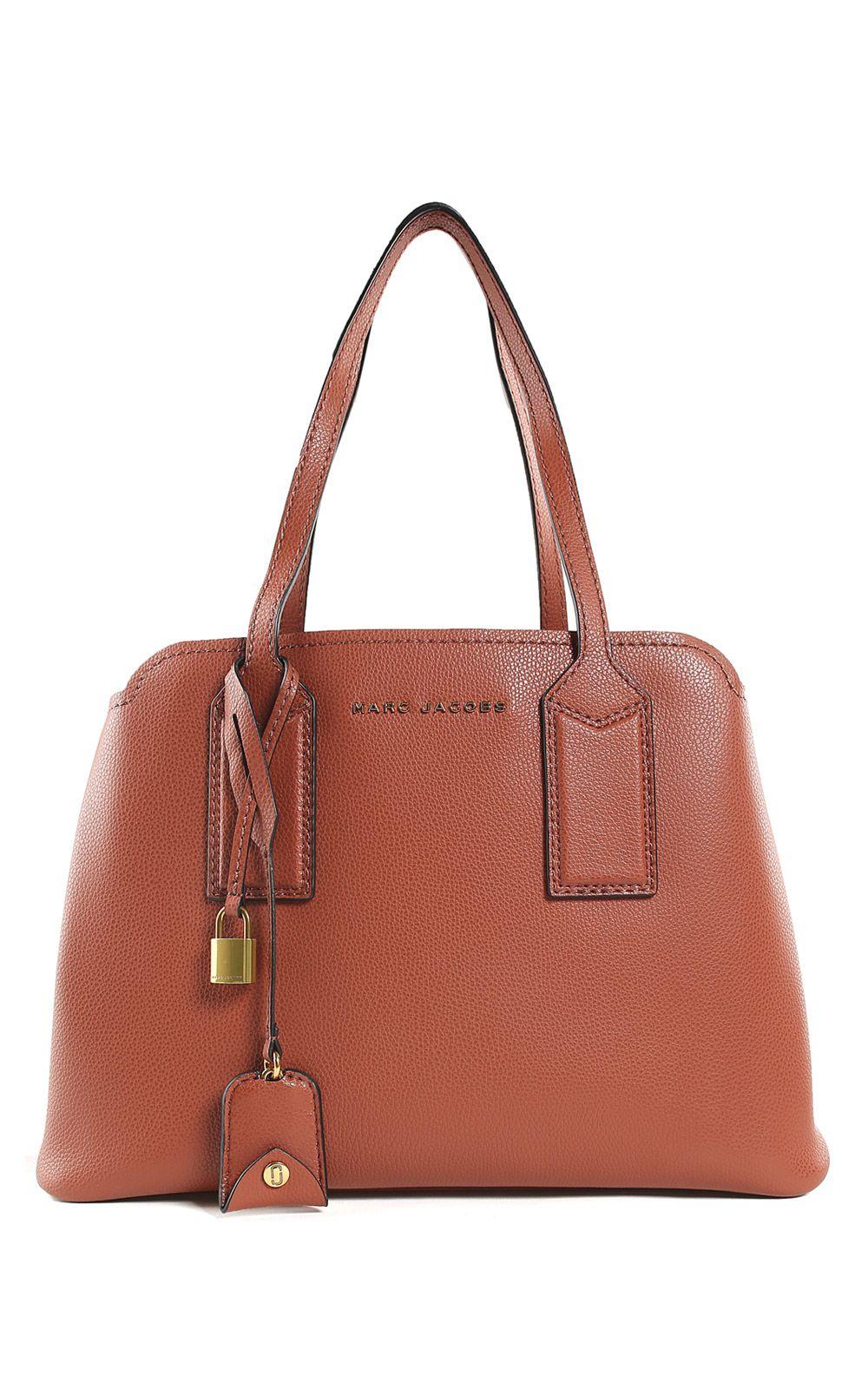 Marc Jacobs The Editor Leather Shoulder Bag
